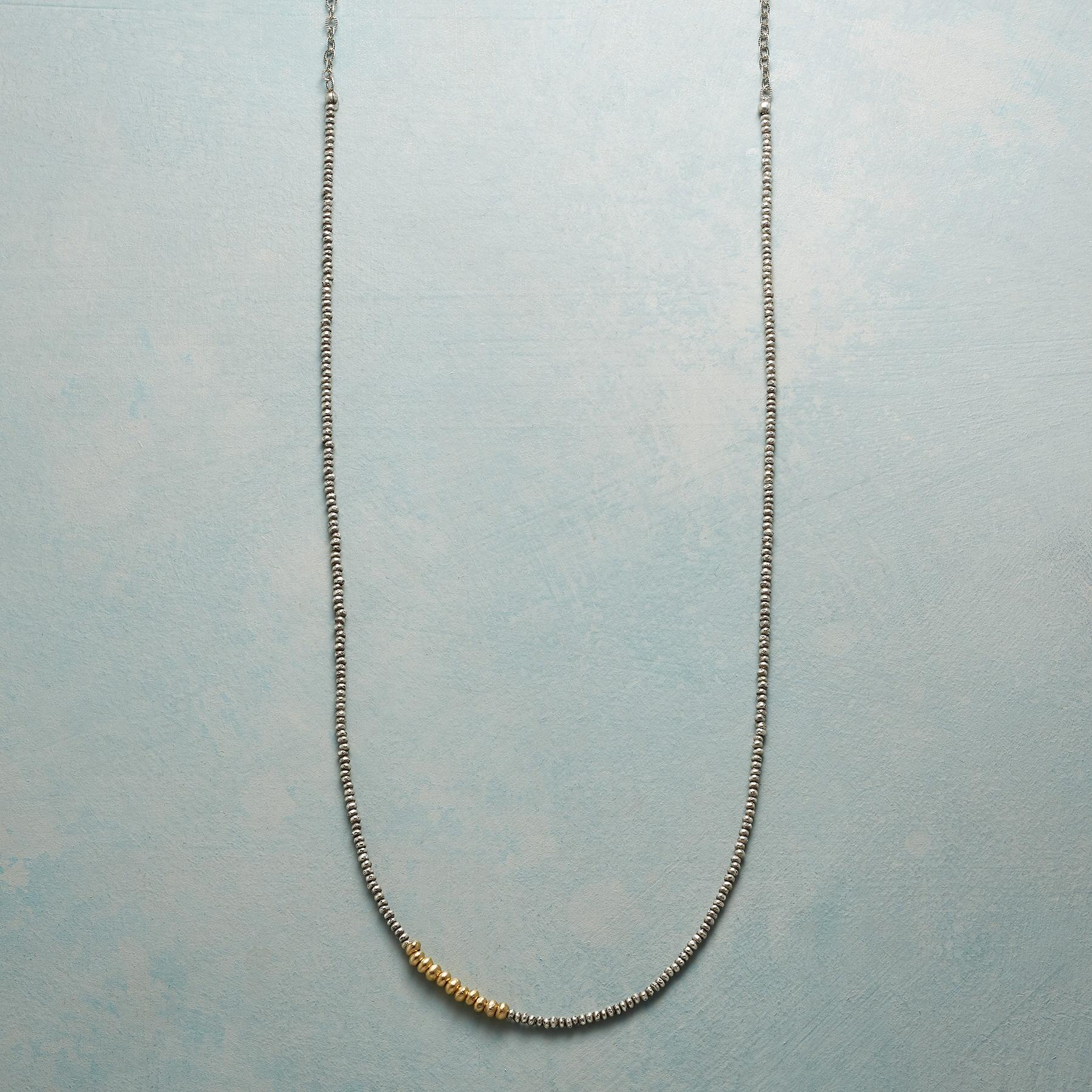 EBB AND FLOW NECKLACE: View 1