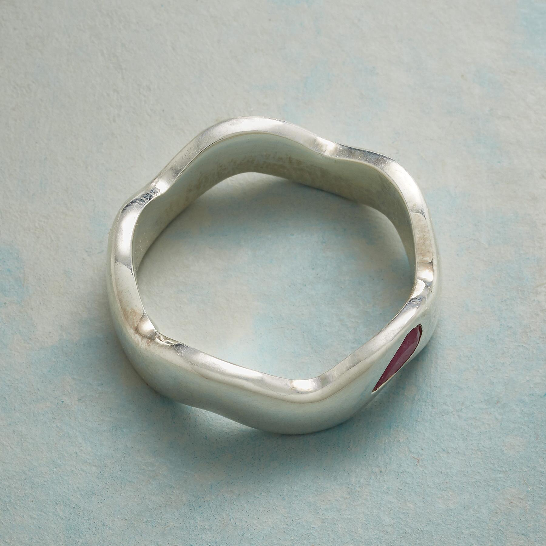 WAVES OF LOVE RING: View 2