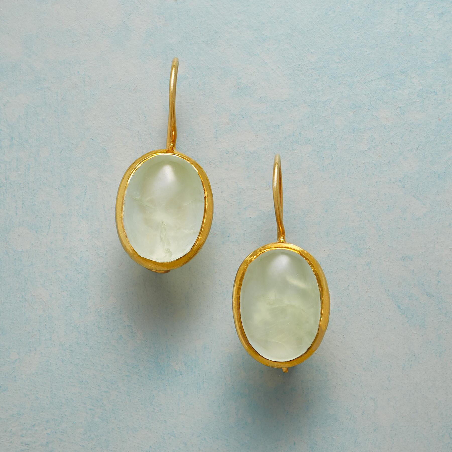 GOLDEN POND EARRINGS: View 1