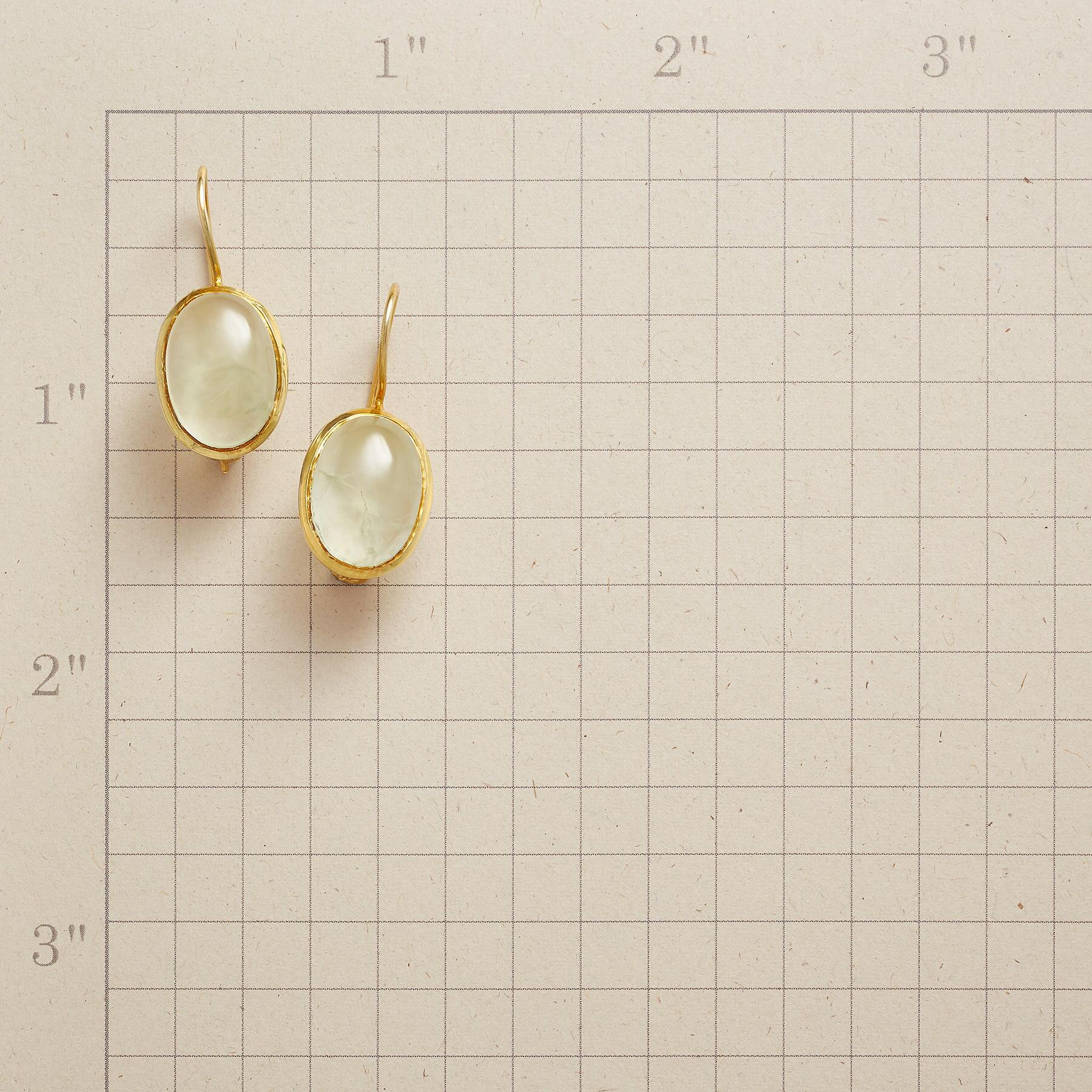 GOLDEN POND EARRINGS: View 2