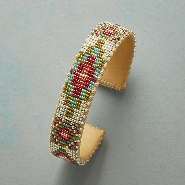 GREAT SPIRIT BEADED CUFF