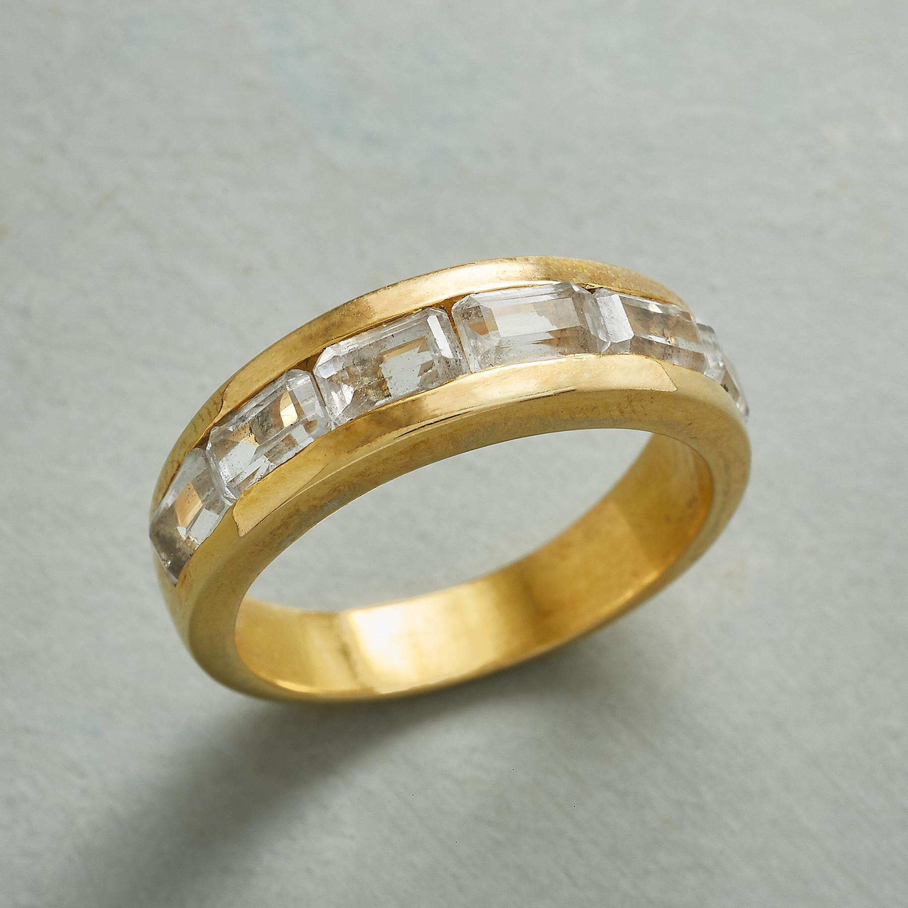 FIRE & ICE RING: View 1