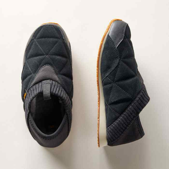 SHEARLING EMBER MOCCASINS