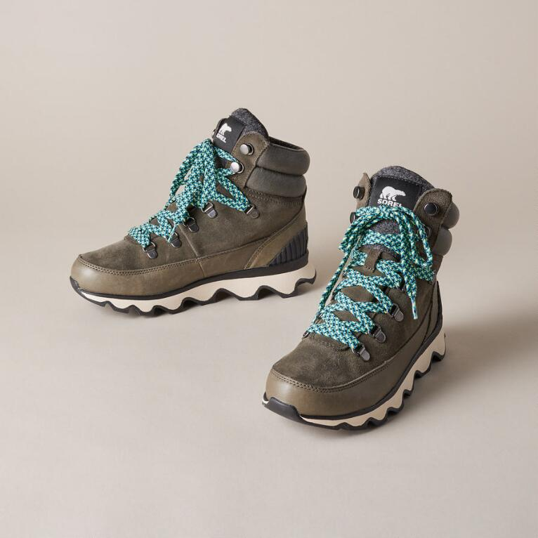 KINETIC CONQUEST BOOTS