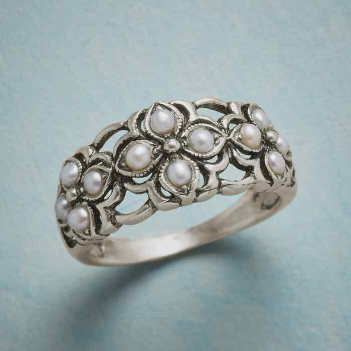REGAL PEARL RING