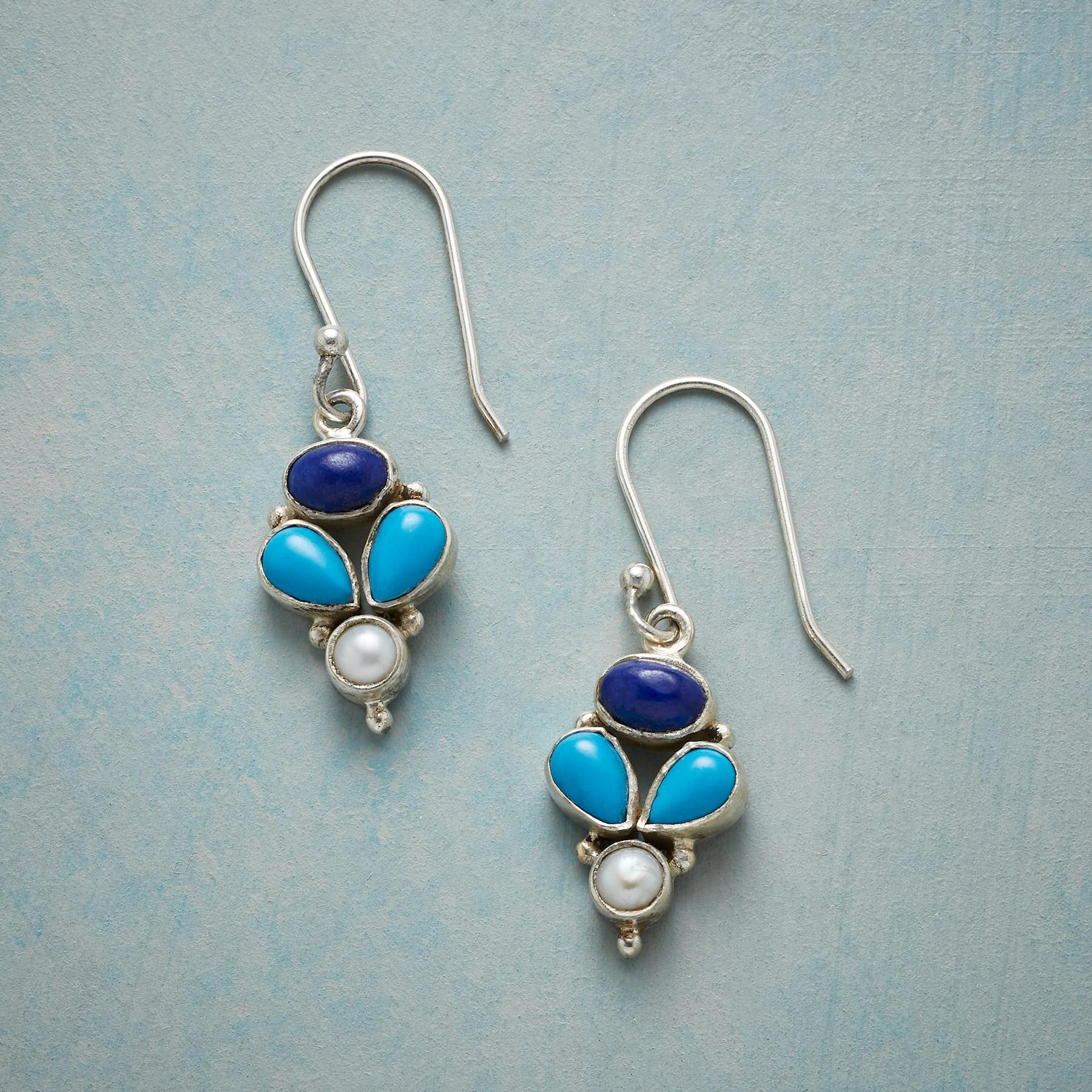 SANTORINI EARRINGS: View 1