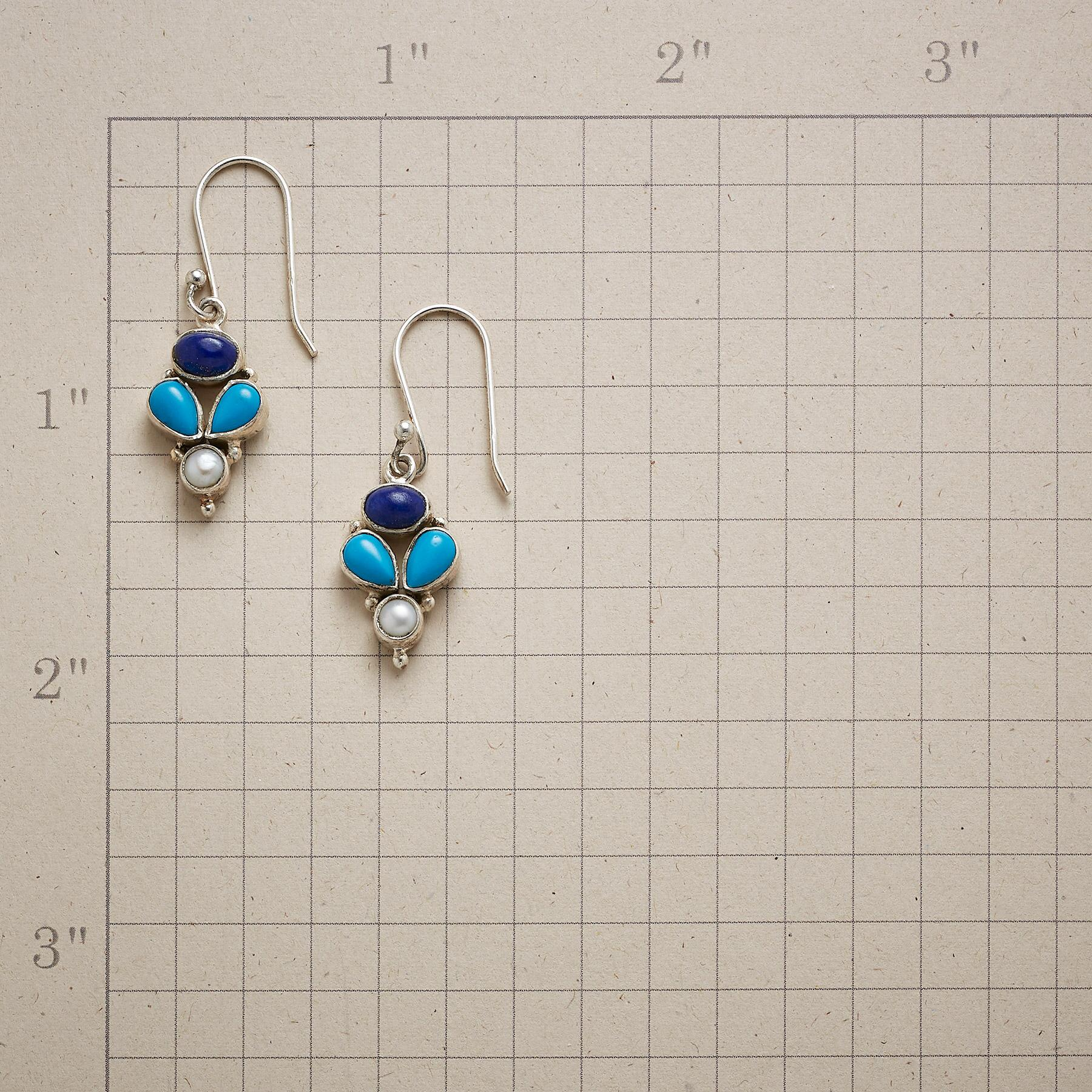 SANTORINI EARRINGS: View 2