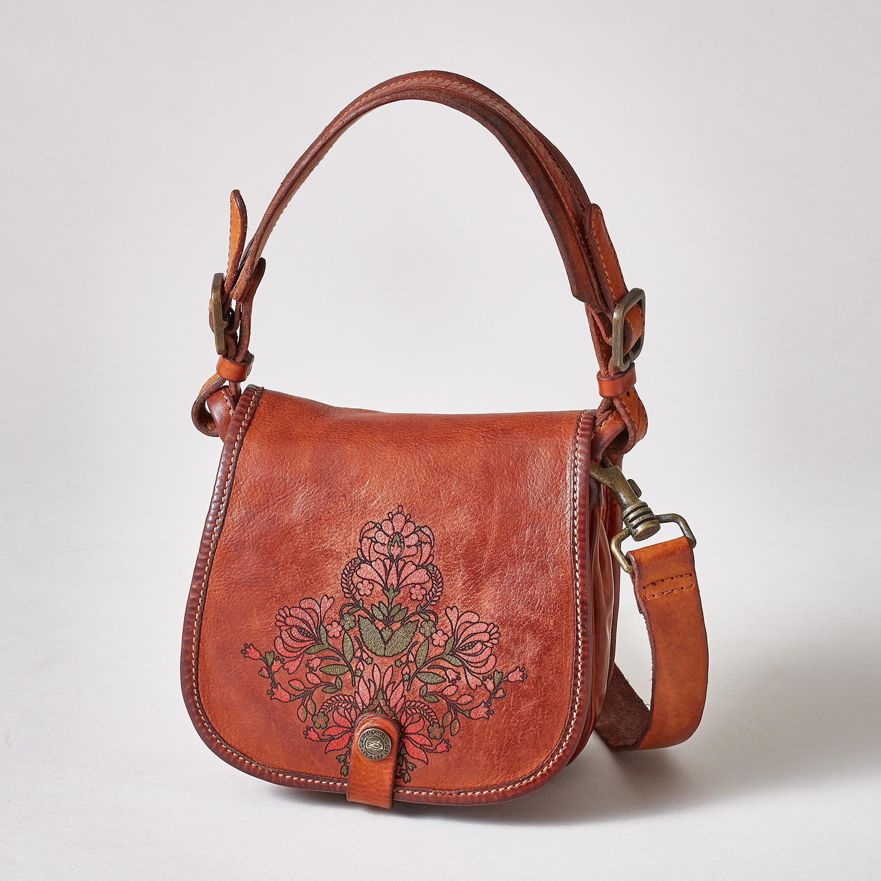 ROSE PRINT CROSSBODY BAG: View 1
