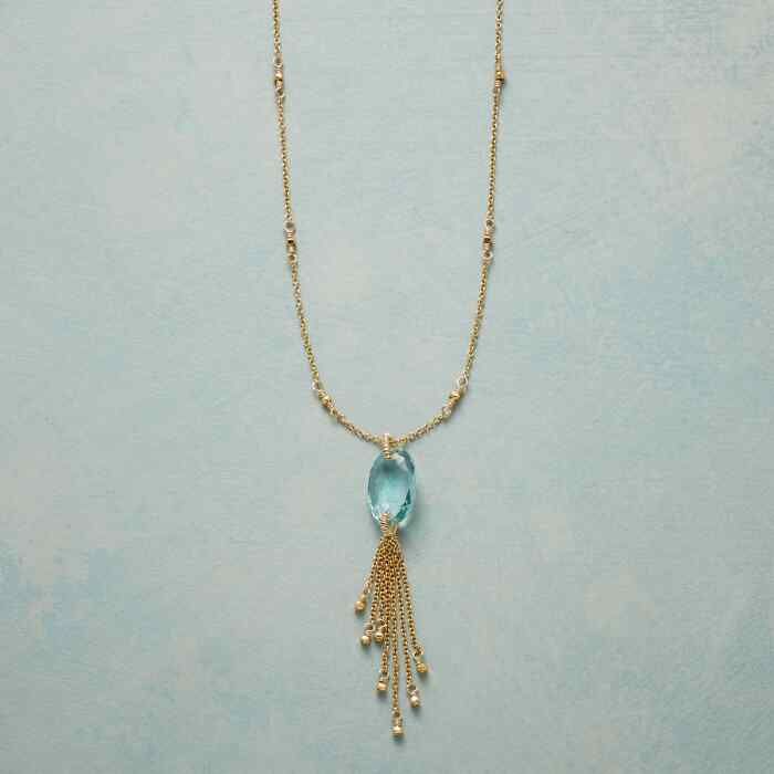 CATCH A COMET NECKLACE
