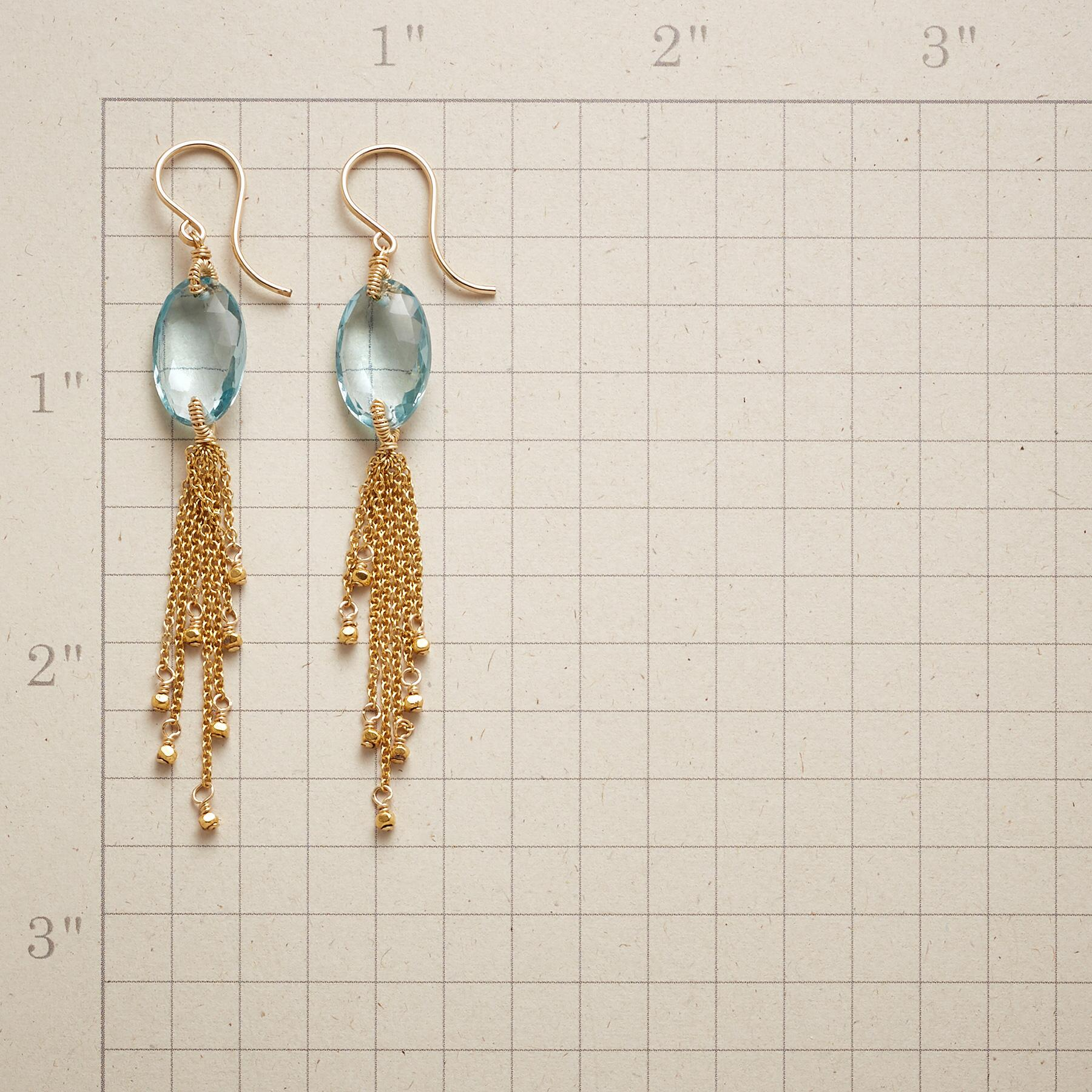 CATCH A COMET EARRINGS: View 2