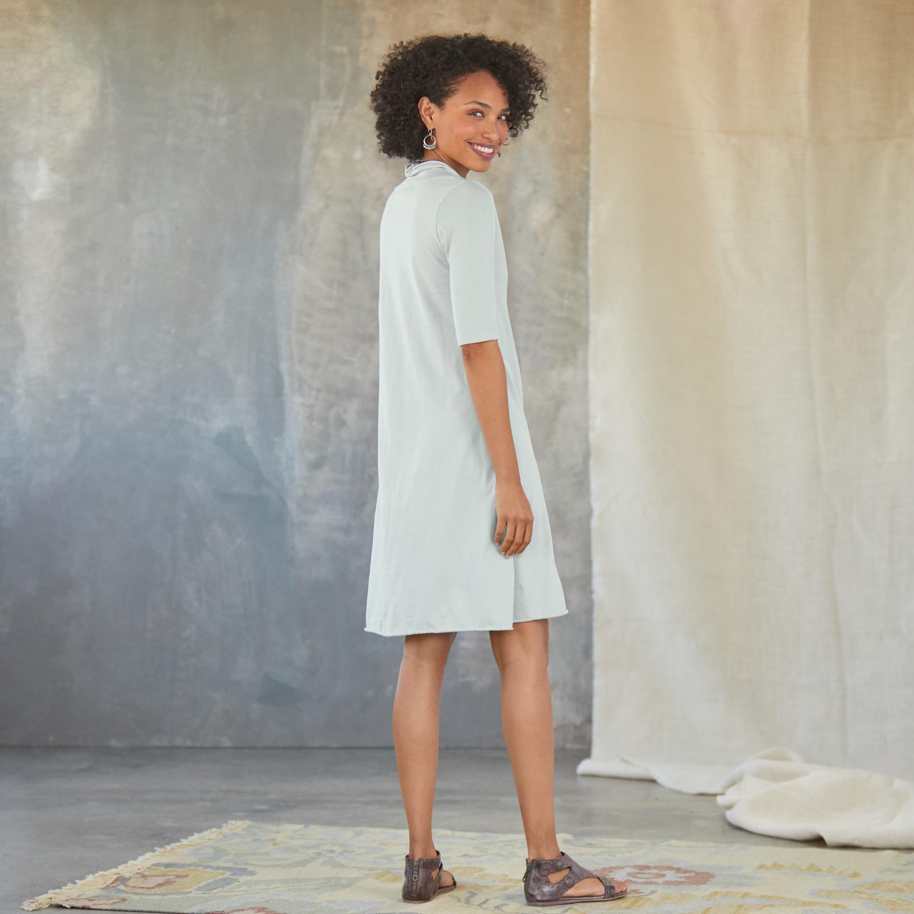 FALCONET DRESS: View 2