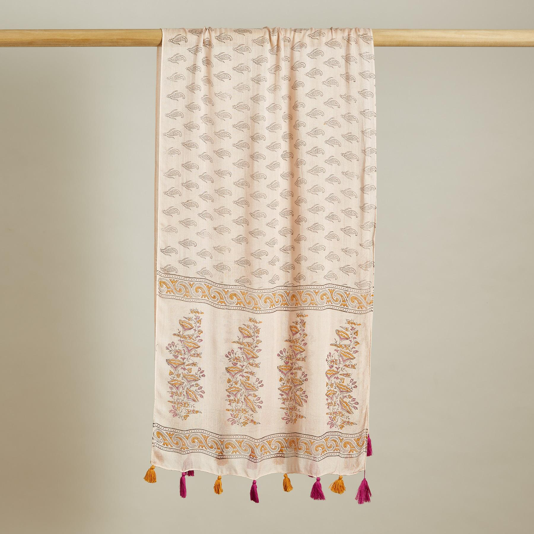 PEACH PERFECTION SCARF: View 2