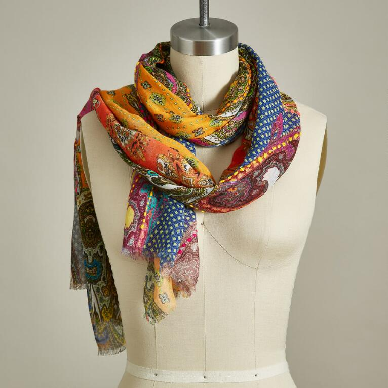 ADORNMENT SCARF