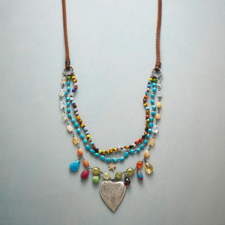 HEART OF WISDOM NECKLACE