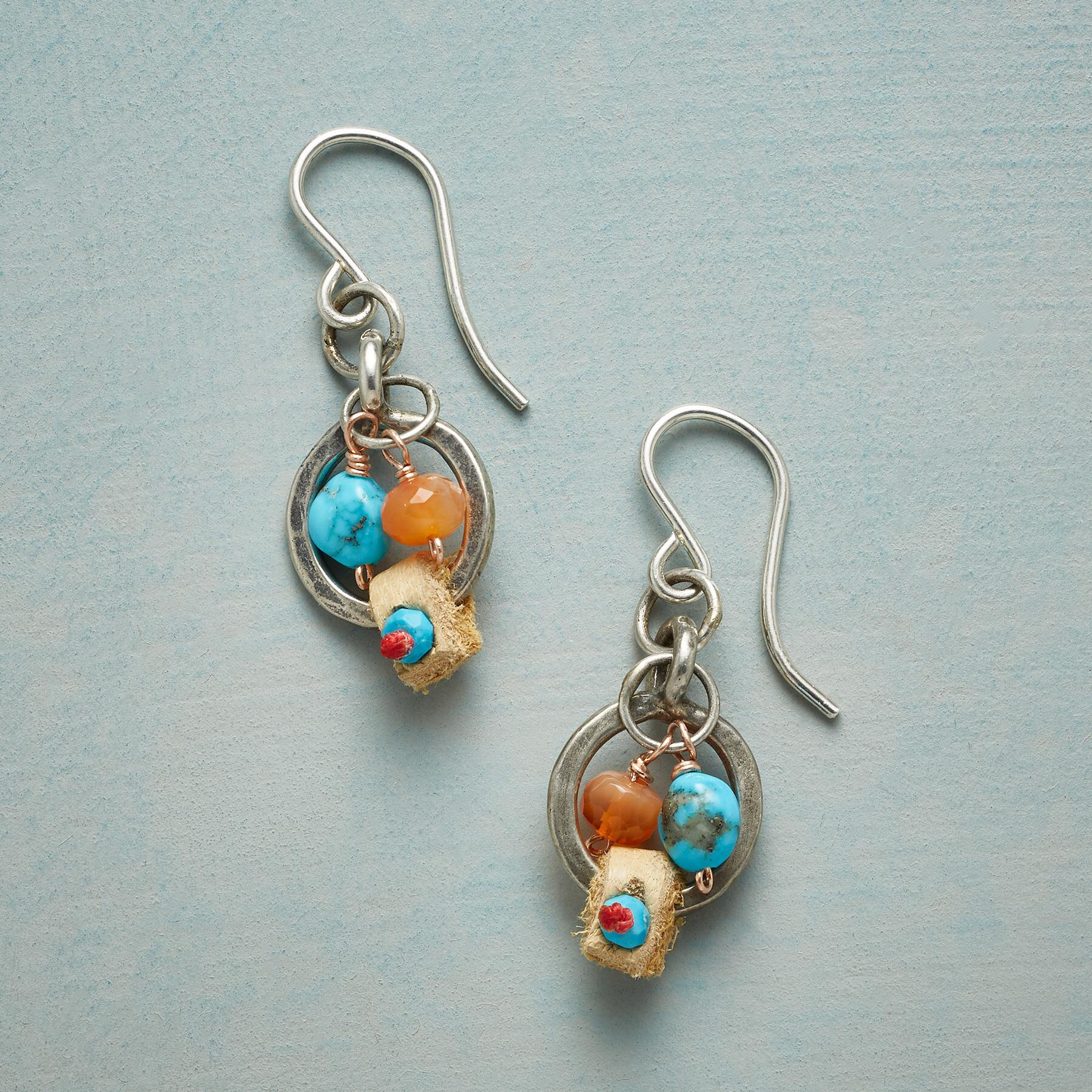 GOOD CHEER EARRINGS: View 1
