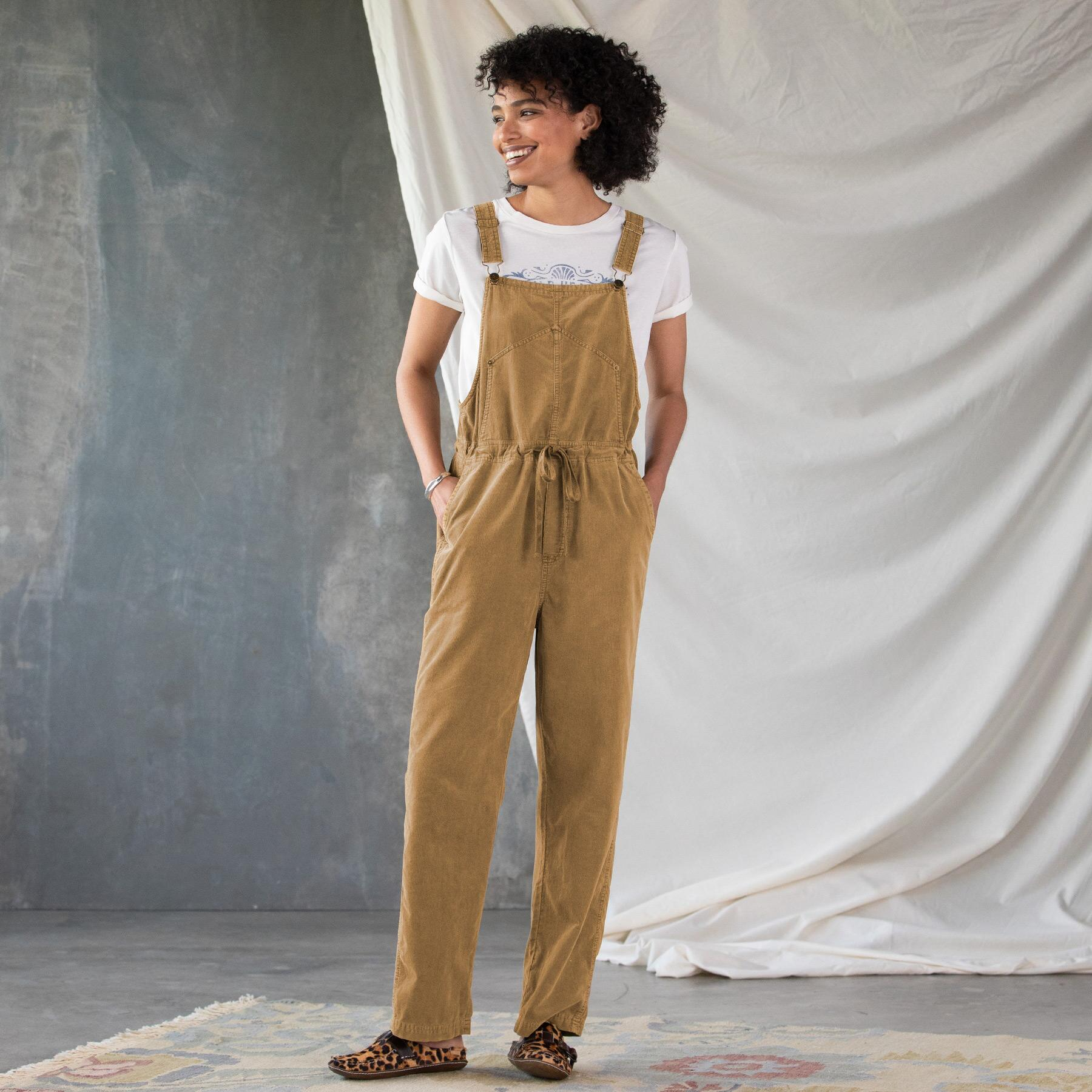 TREASURED OVERALLS: View 2