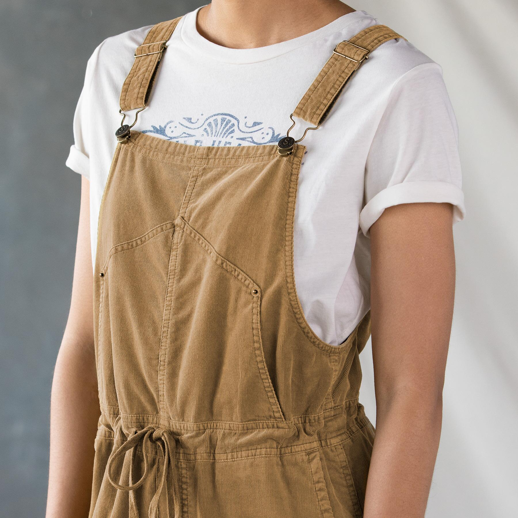 TREASURED OVERALLS: View 4