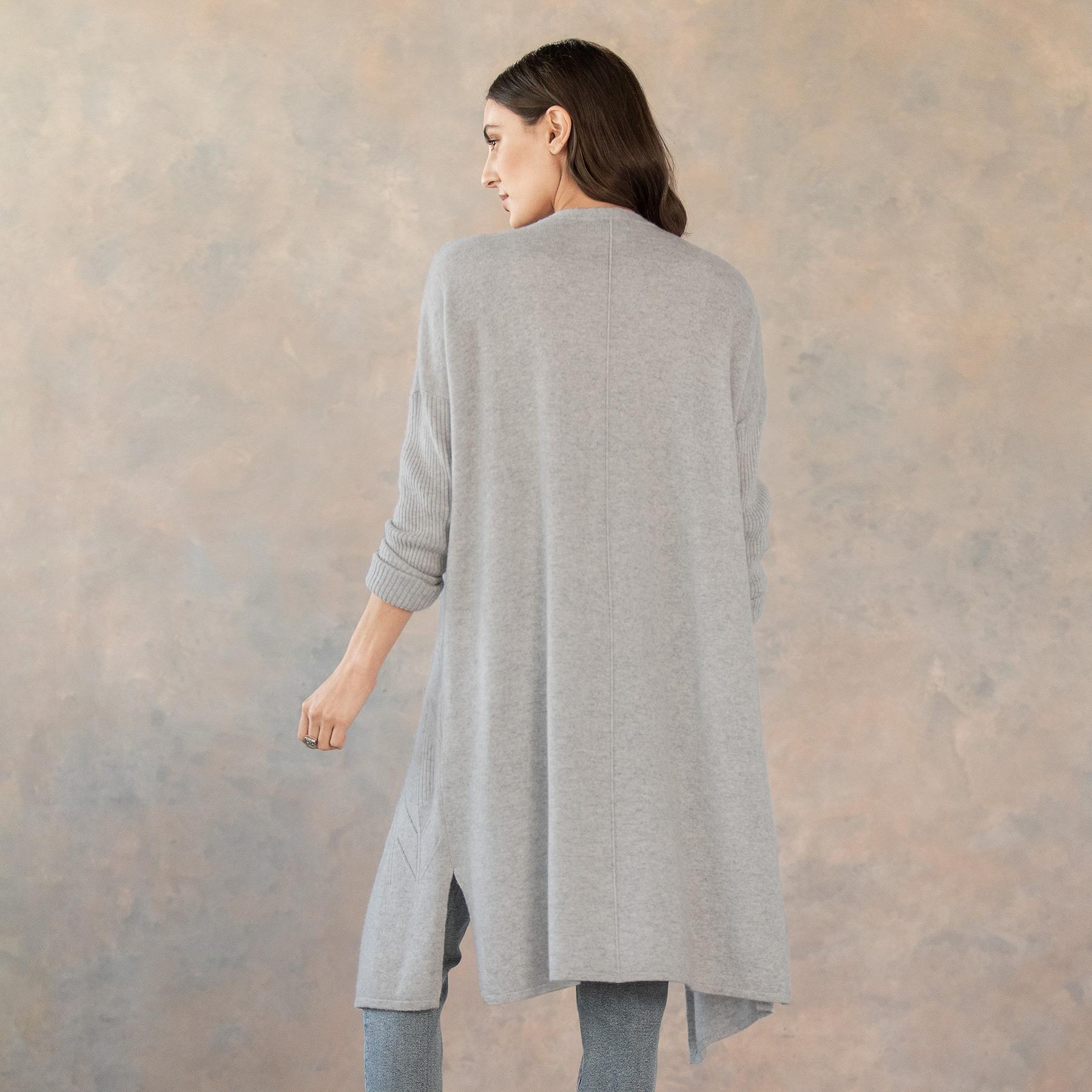 HEARTHSTONE CASHMERE CARDIGAN: View 5