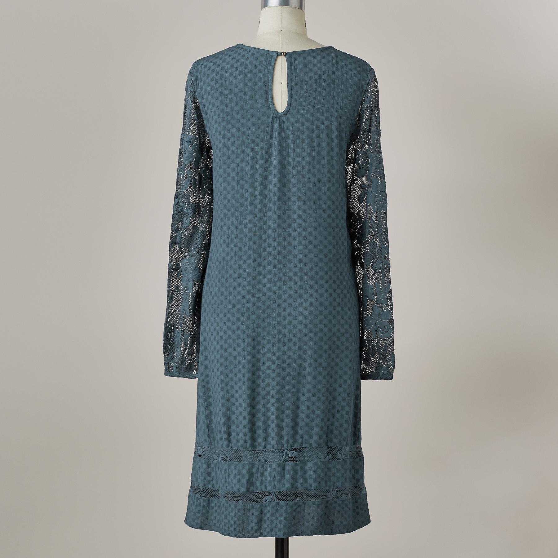 LORRAINE DRESS - PETITES: View 3