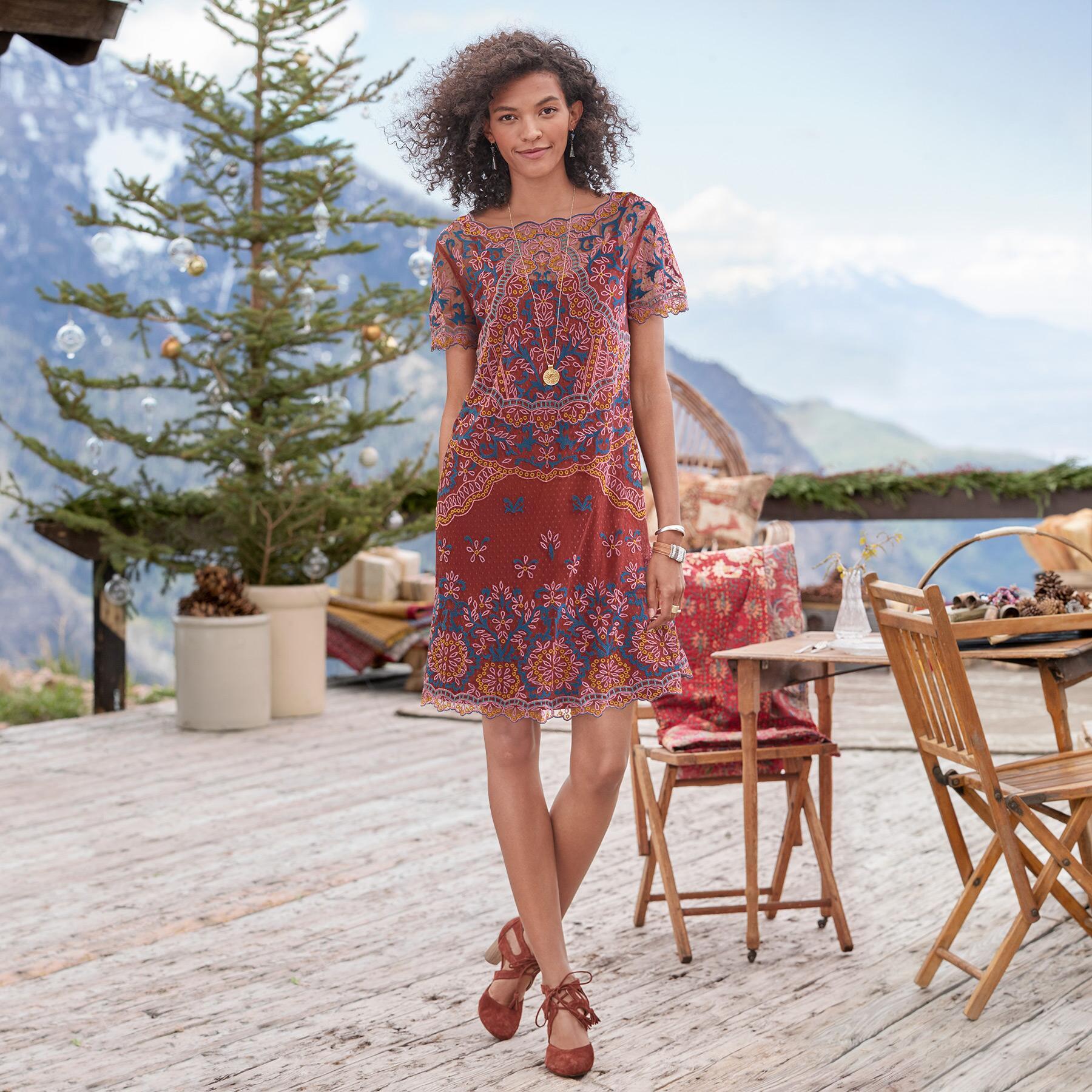 GABRIELLE DRESS: View 1