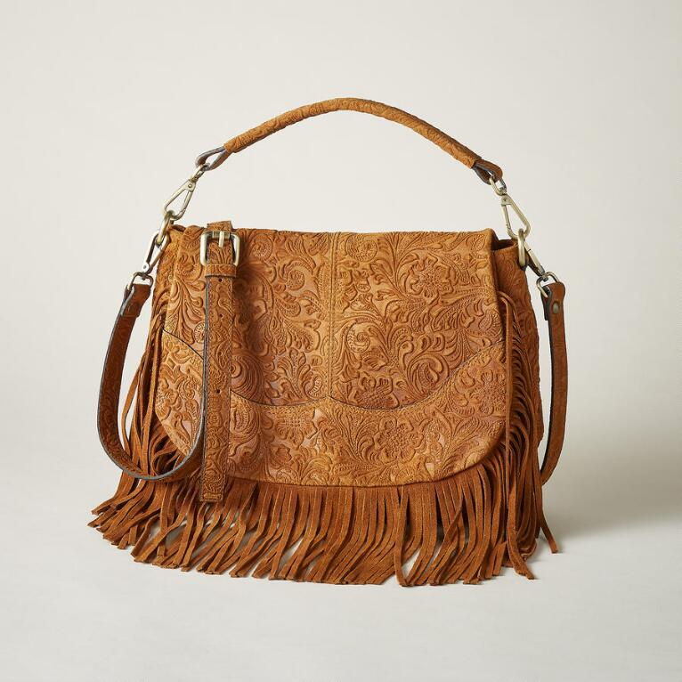 DURANGO FRINGED BAG