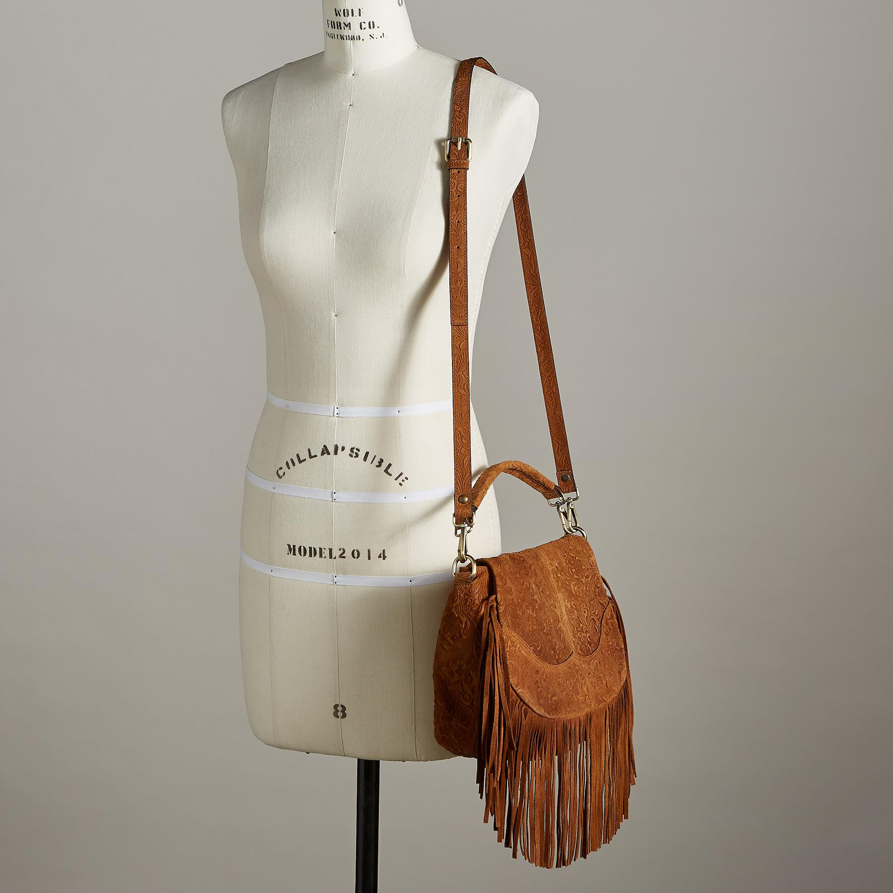 DURANGO FRINGED BAG: View 4