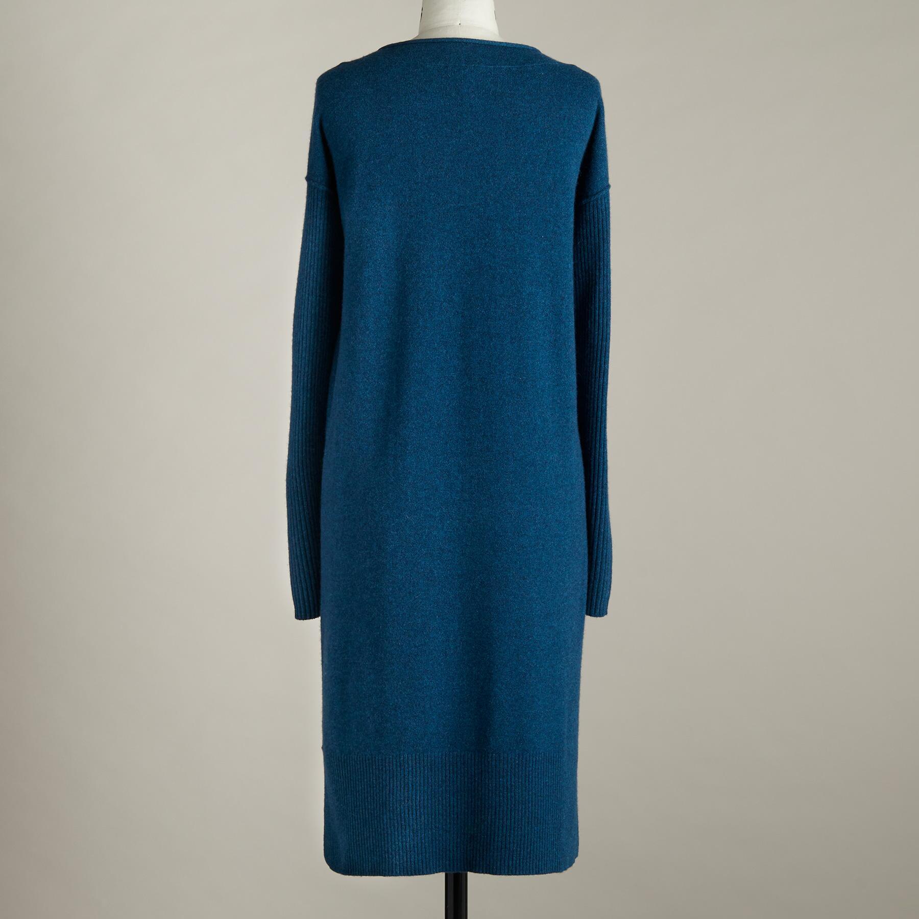 TILLIE CASHMERE DRESS: View 3