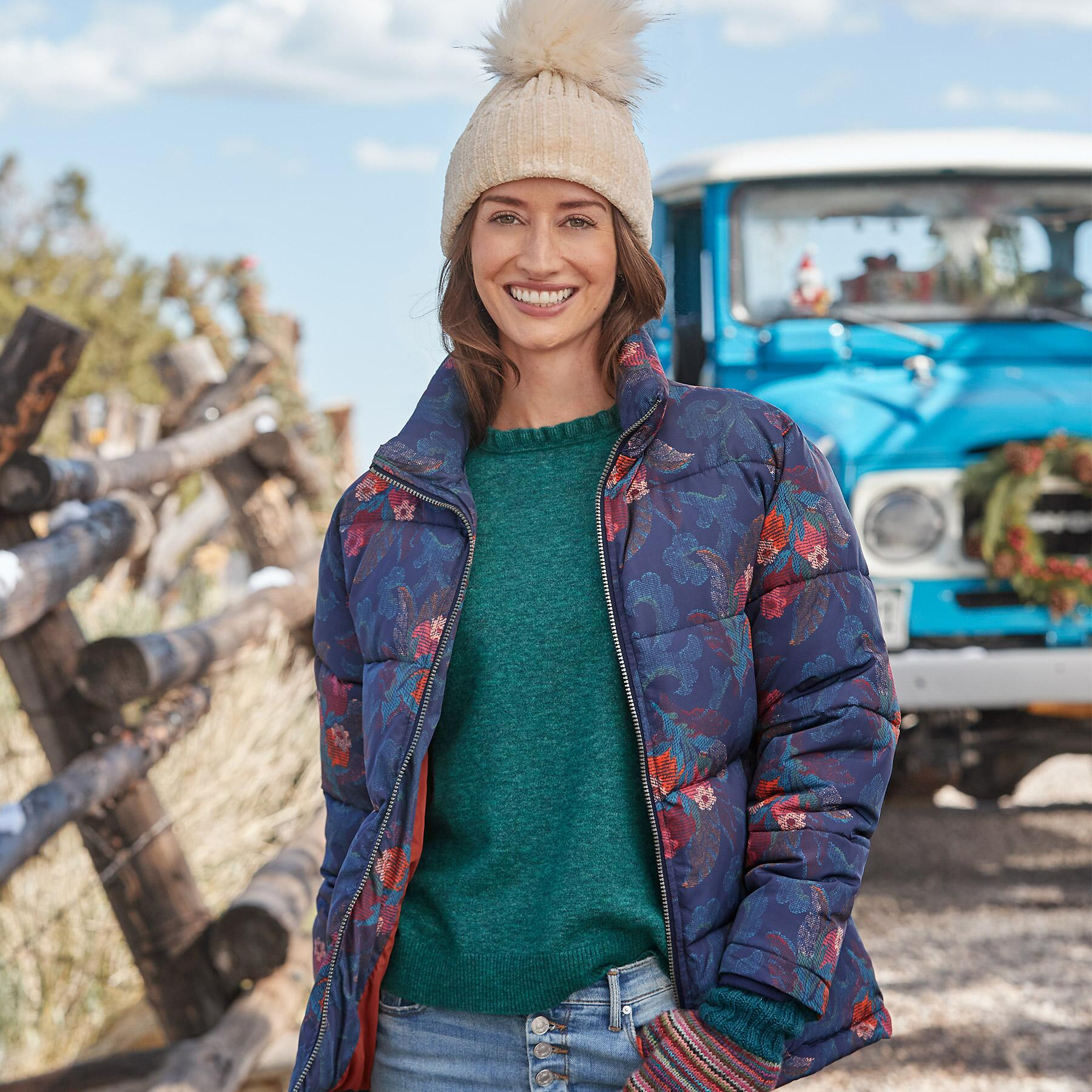 AILEEN RUFFLE PULLOVER - PETITES: View 3