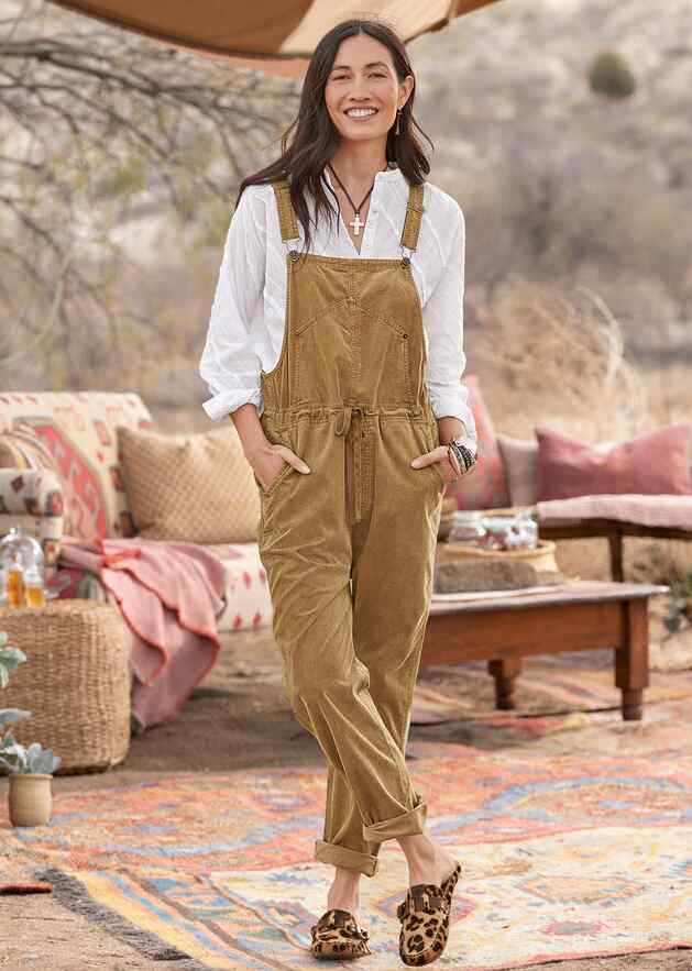 TREASURED OVERALLS - PETITES