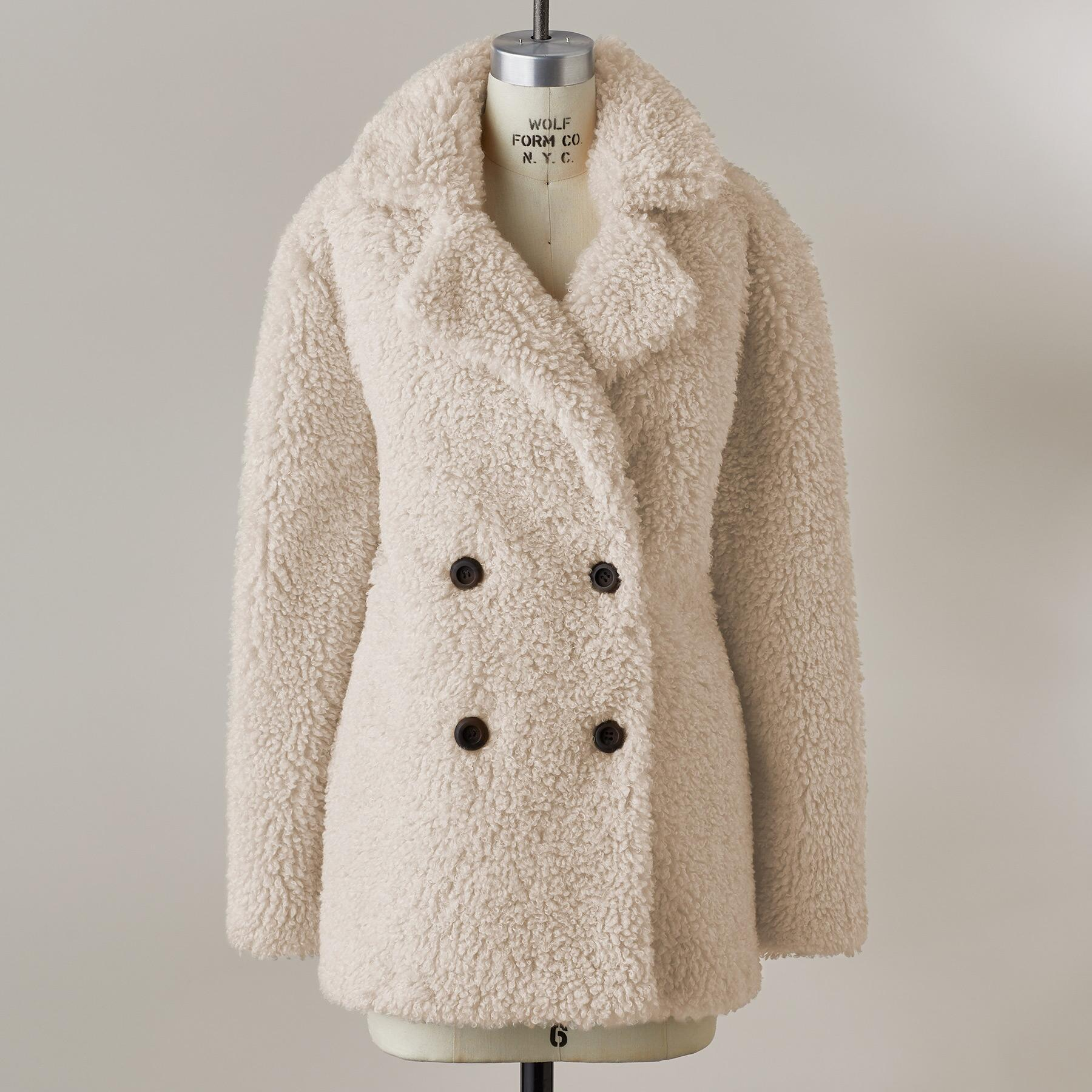 ASTOR COAT: View 2