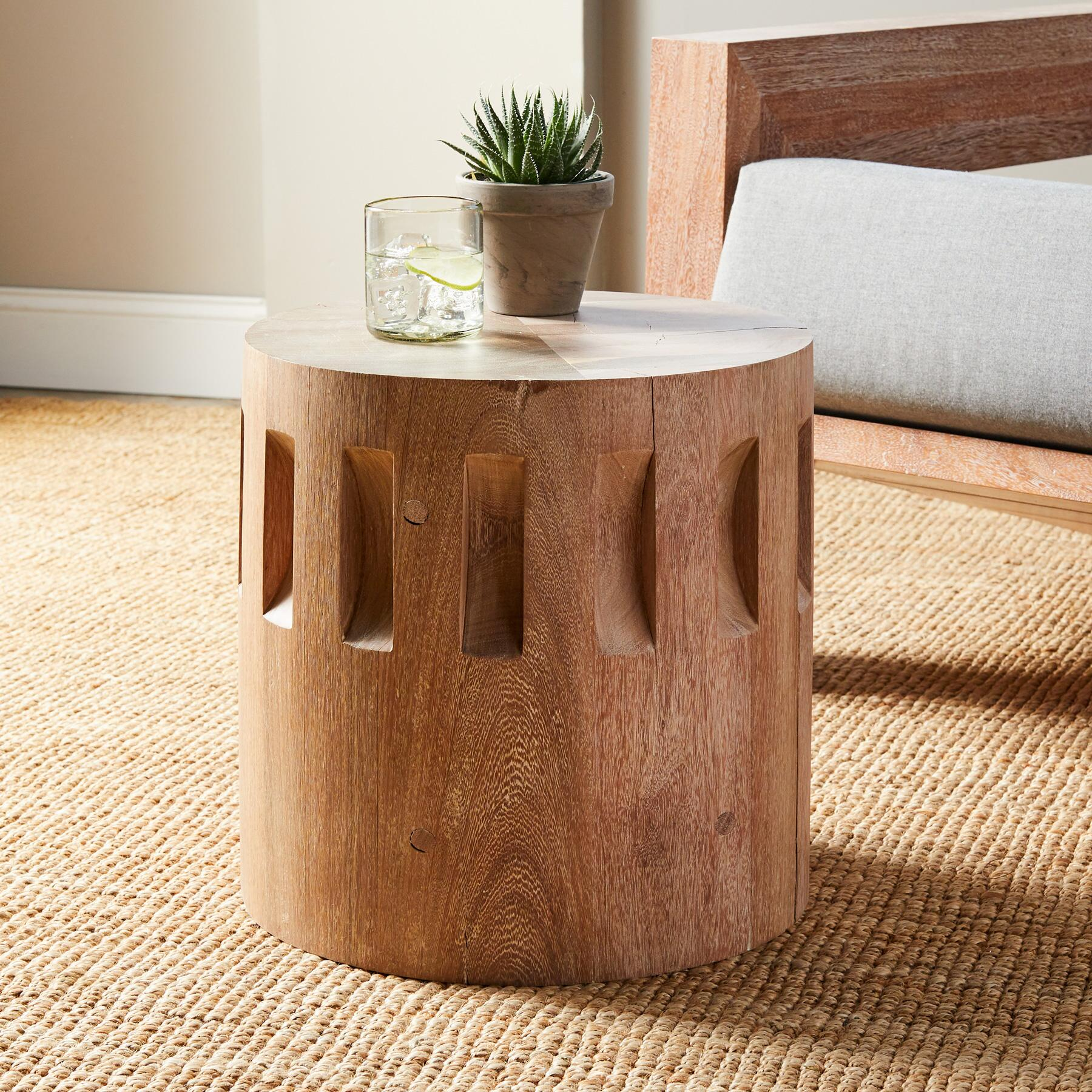 CASCADIA SIDE TABLE: View 1