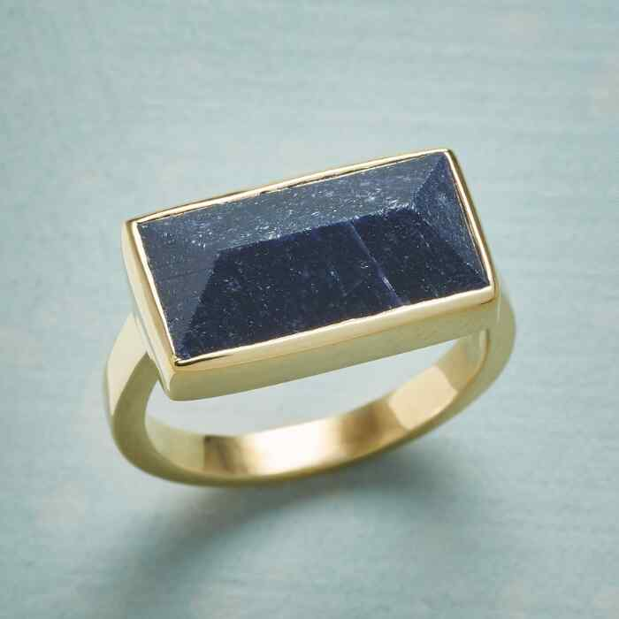 BLUE ROOFTOP RING
