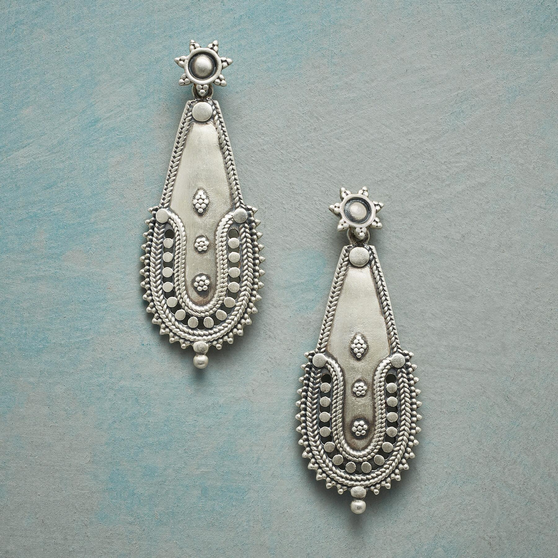 SURYA EARRINGS: View 1