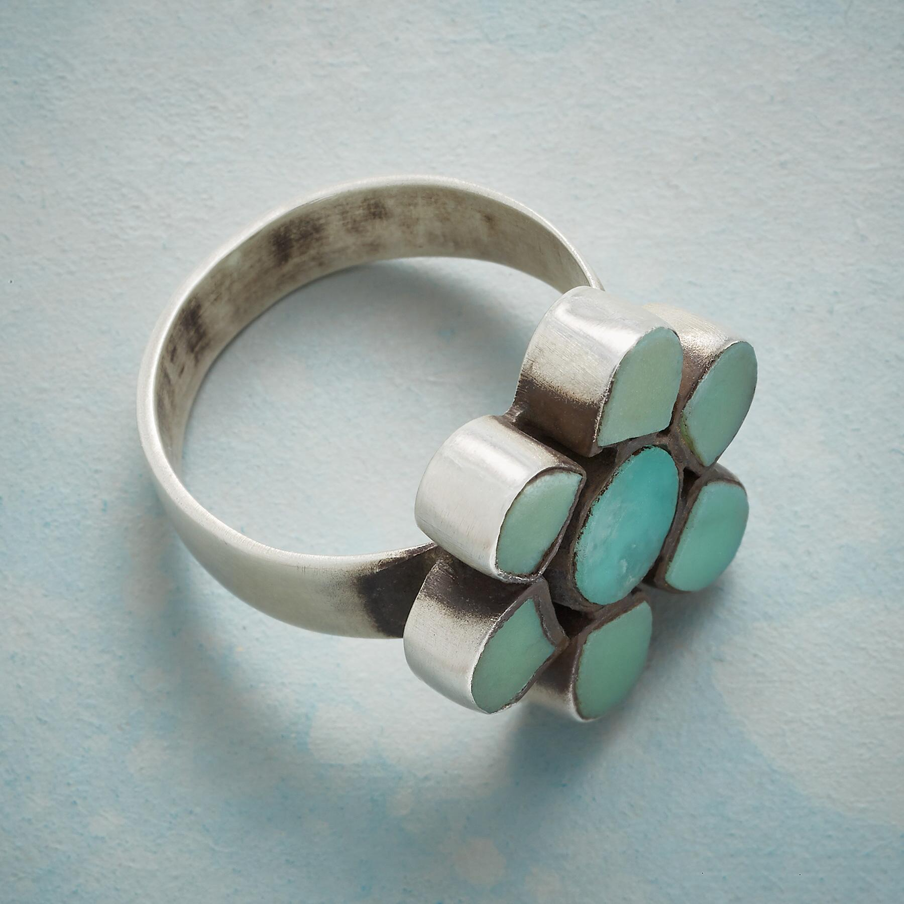 WHIMSY IN BLOOM RING: View 2