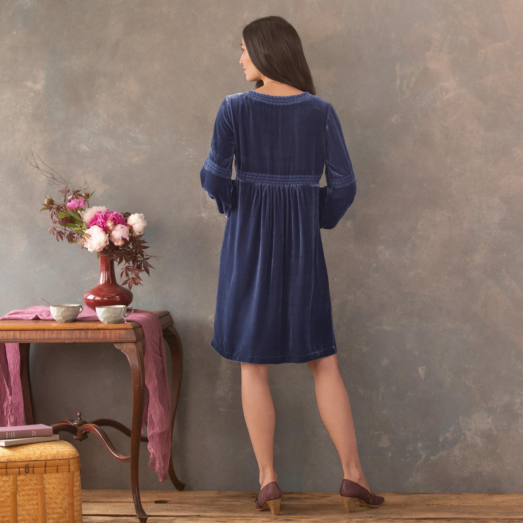 SHIMMERING MOONLIGHT DRESS - PETITES: View 2