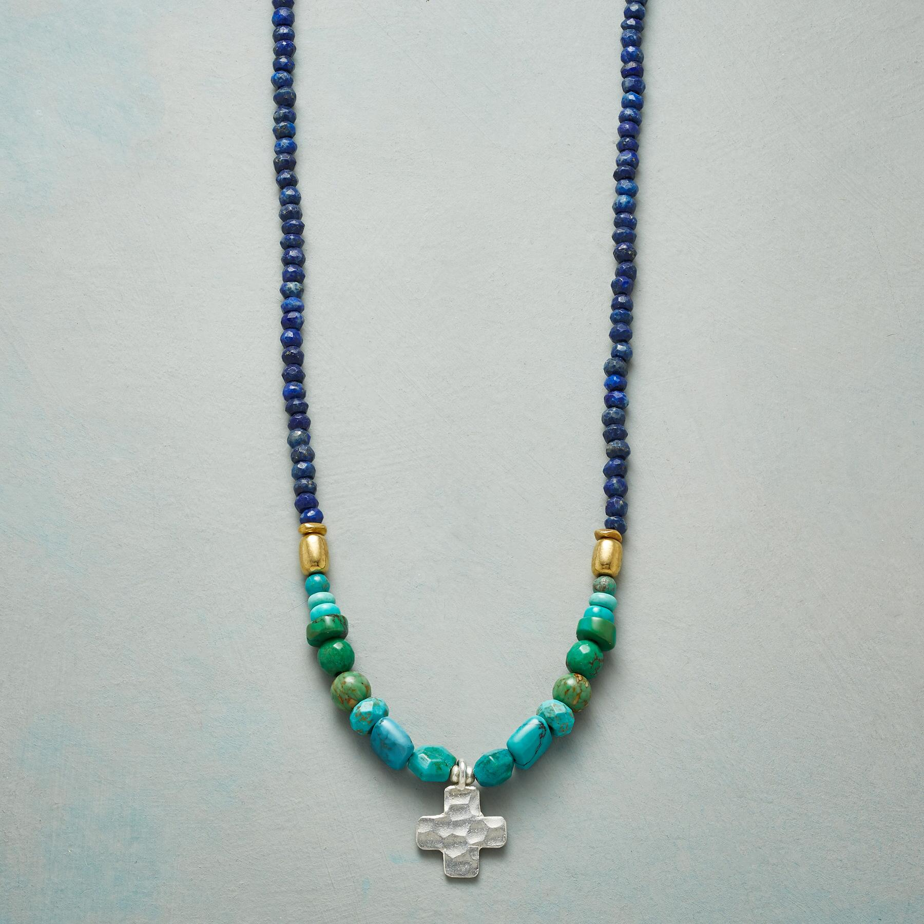 FAITH AND DIVERSITY NECKLACE: View 1