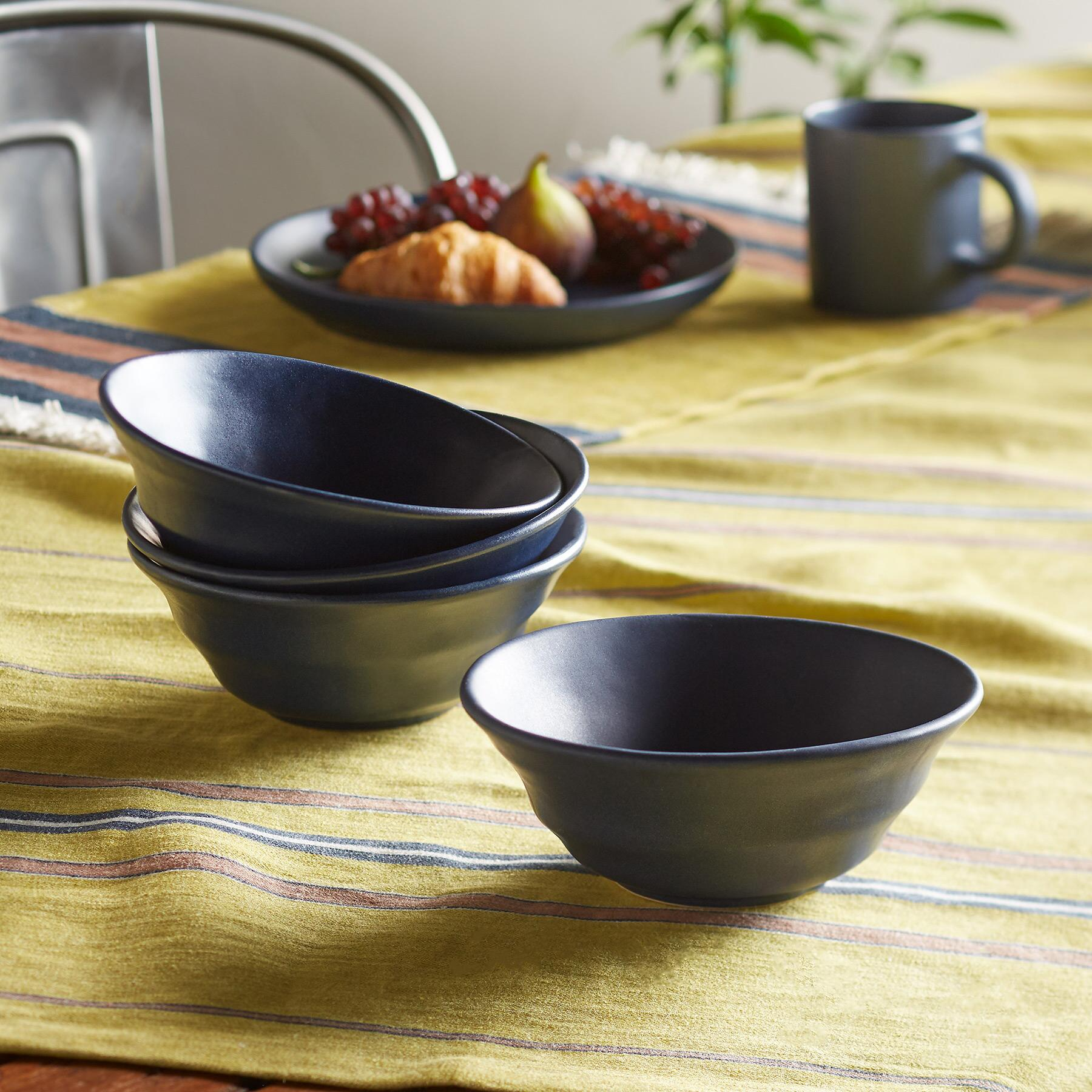 REPAST CEREAL BOWLS, Set of 4: View 1