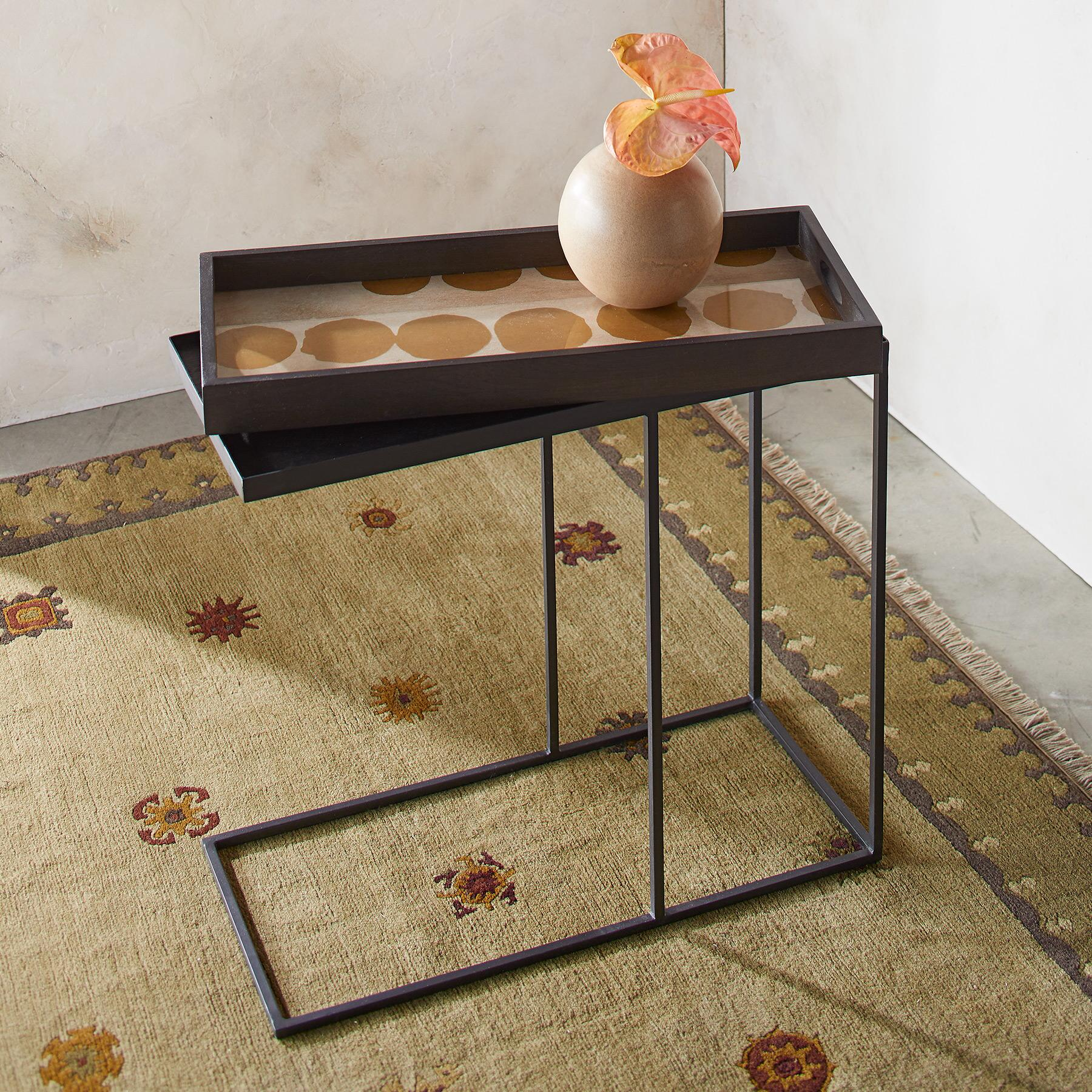 SIENNA DOT SIDE TABLE: View 1