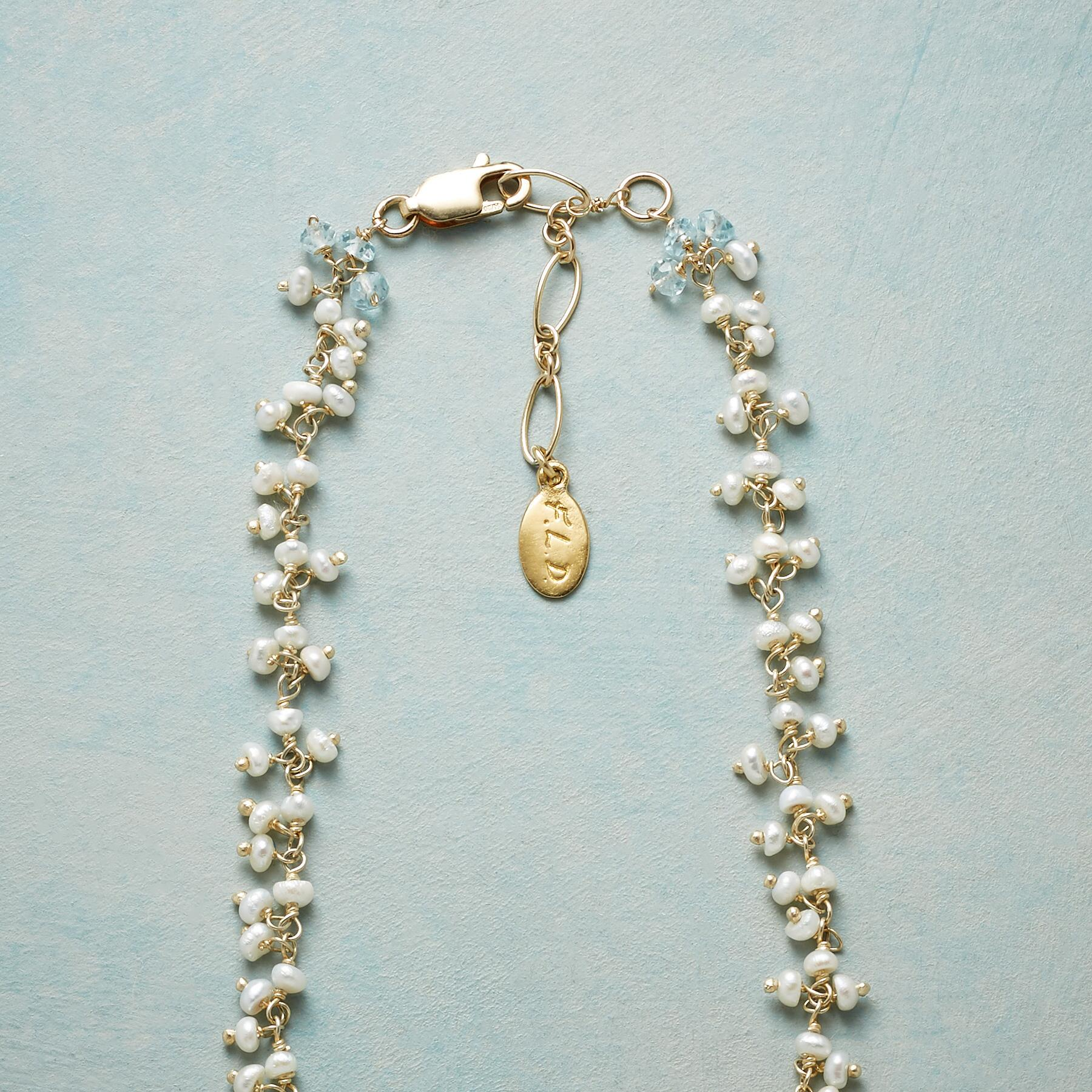 BABY'S BREATH NECKLACE: View 3
