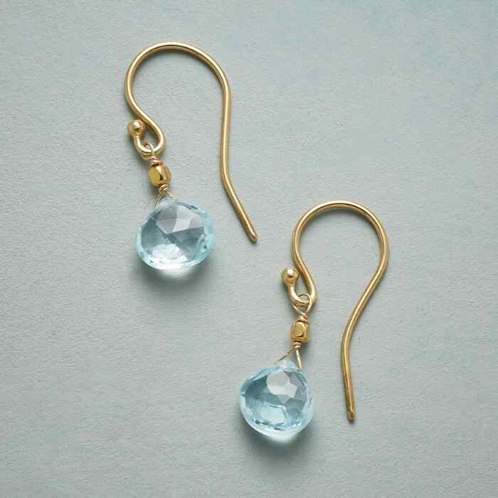 COLOR OF WATER EARRINGS
