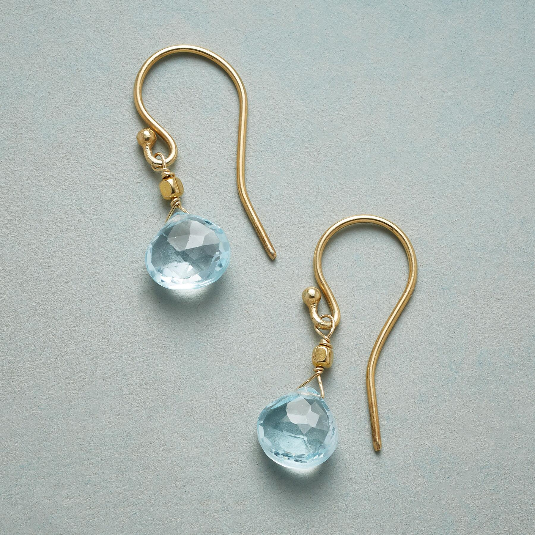 COLOR OF WATER EARRINGS: View 1