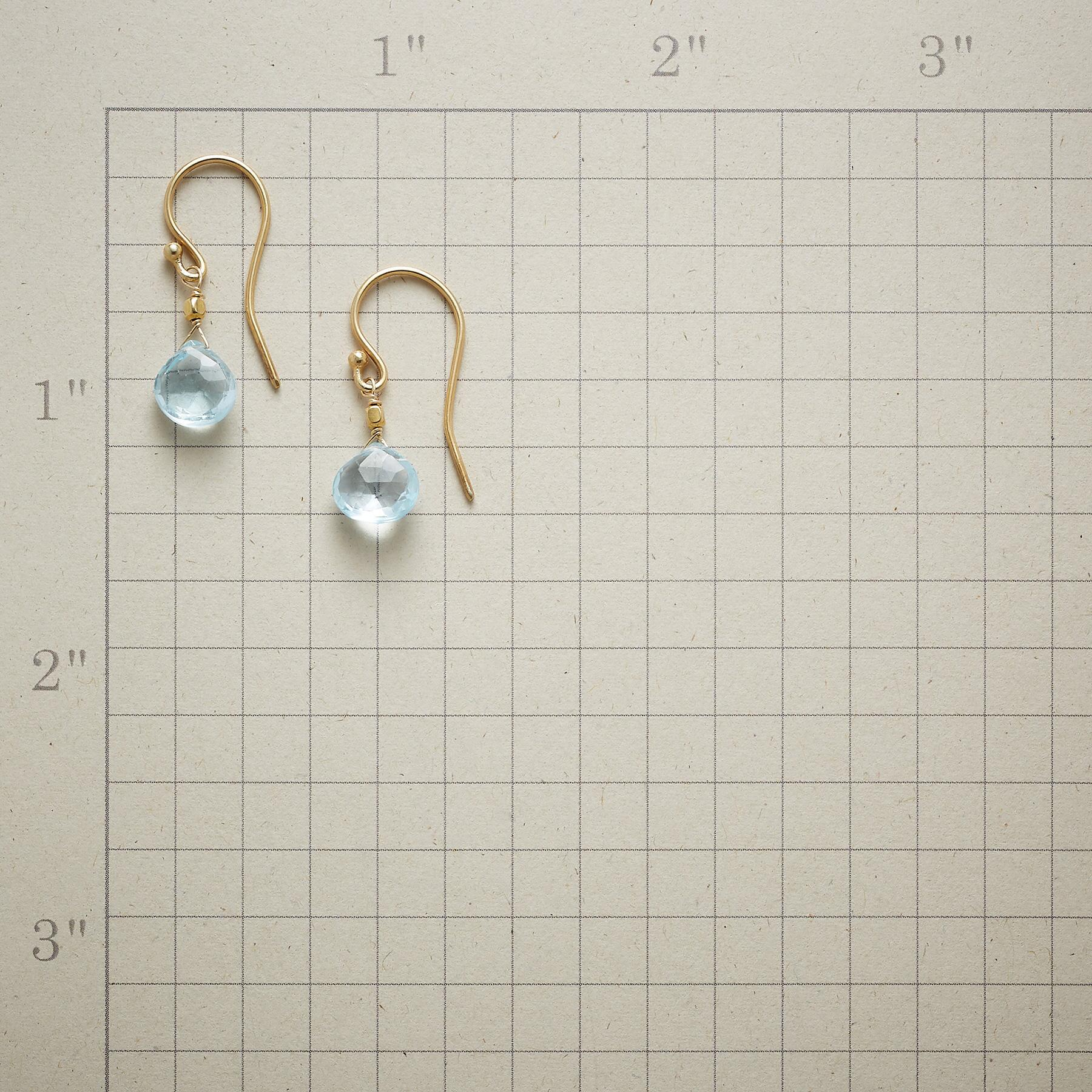 COLOR OF WATER EARRINGS: View 2