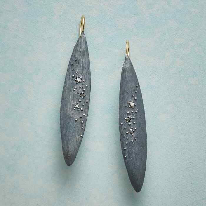 MOON DUST EARRINGS
