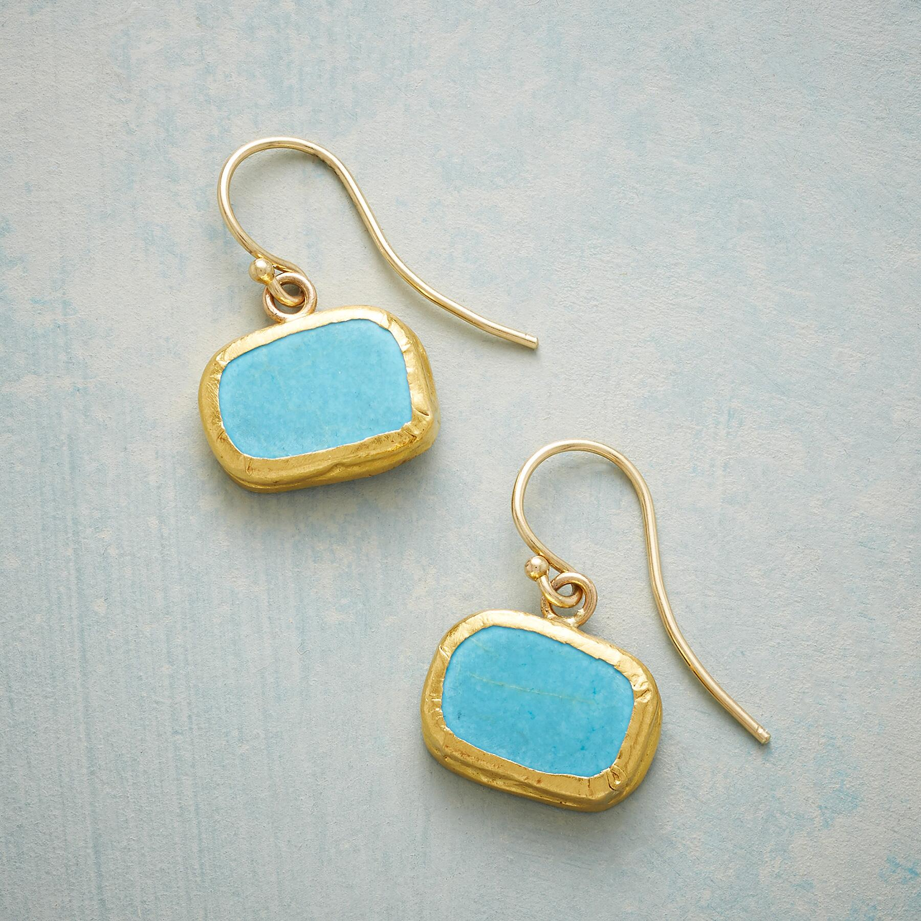 SHORELINE EARRINGS: View 1