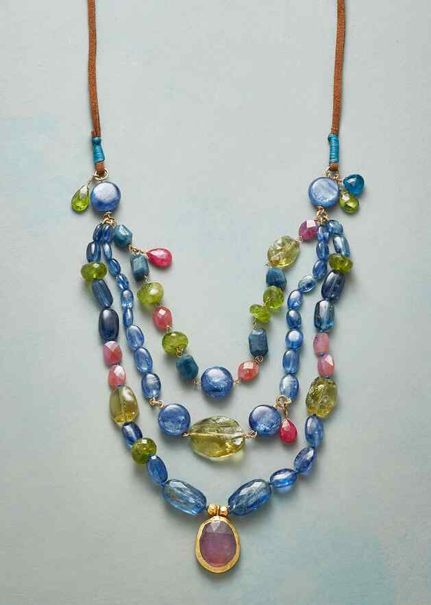 LIVELONG DAY NECKLACE