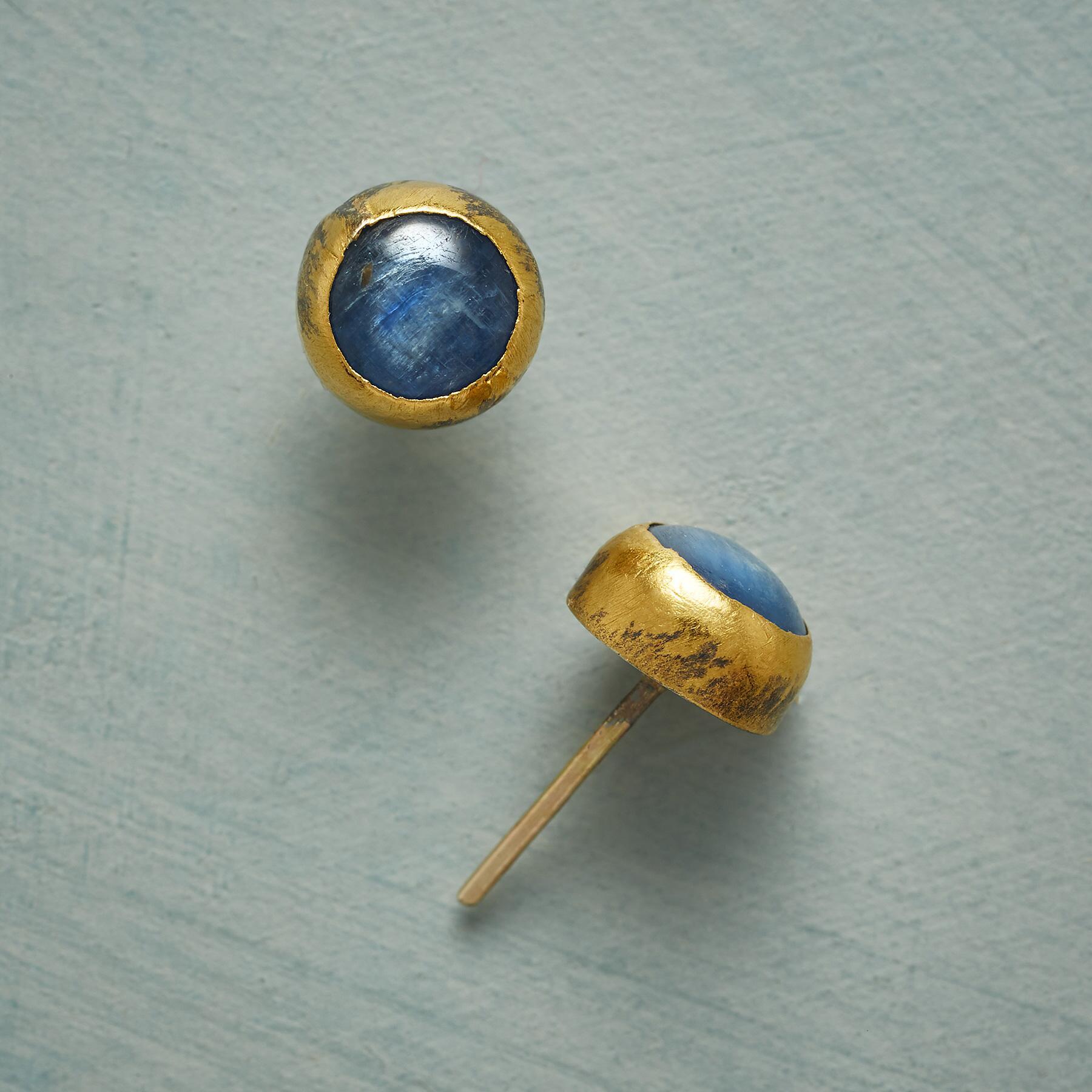SOOTHING BLUE EARRINGS: View 1