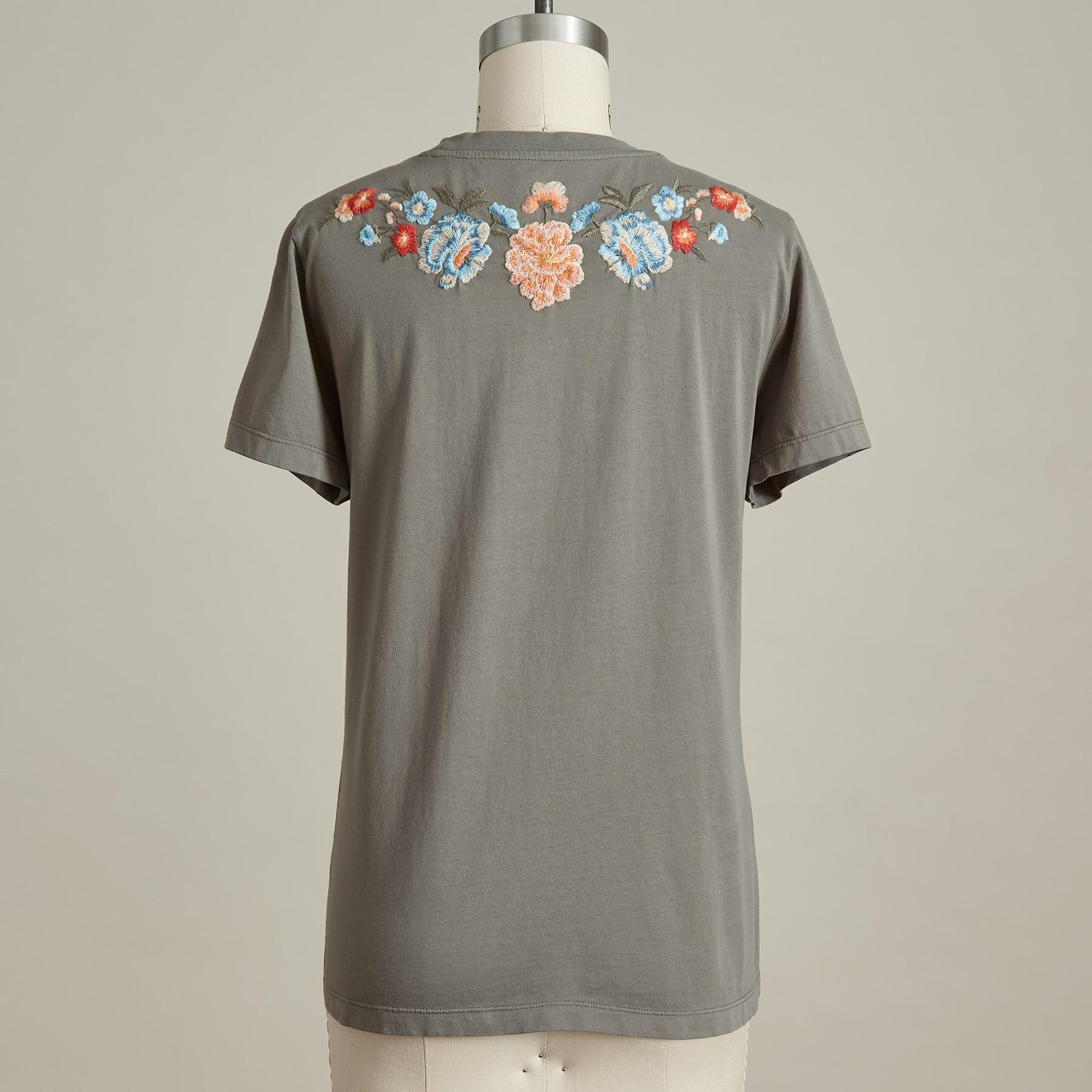 CLEMENTINE TEE: View 2