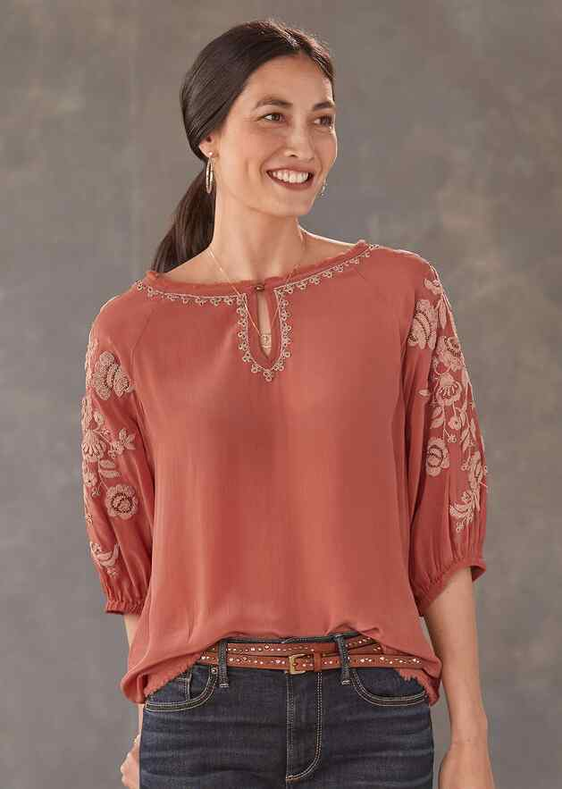 BELLISSIMO BLOUSE