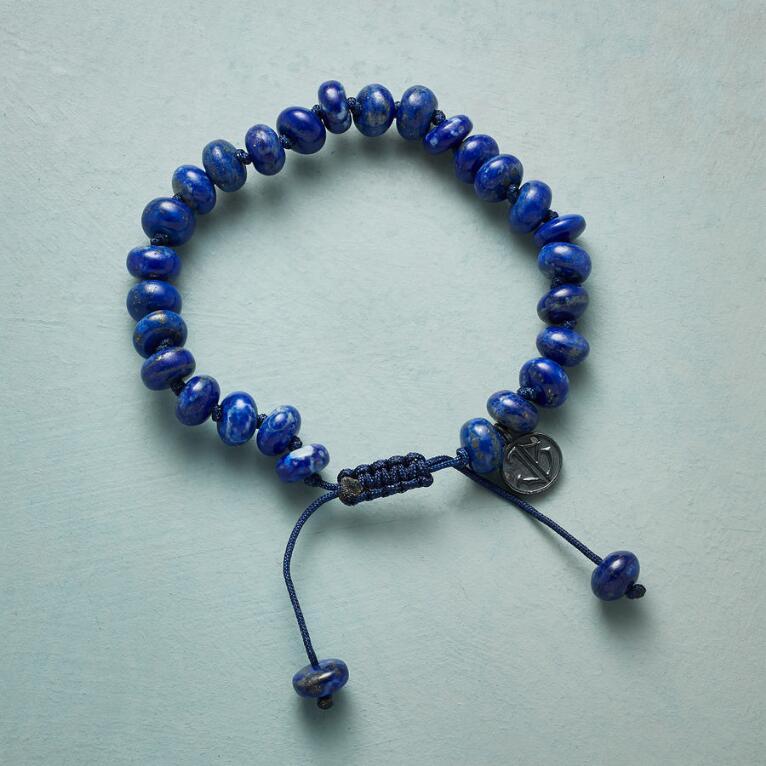 BLUE MOORINGS BRACELET