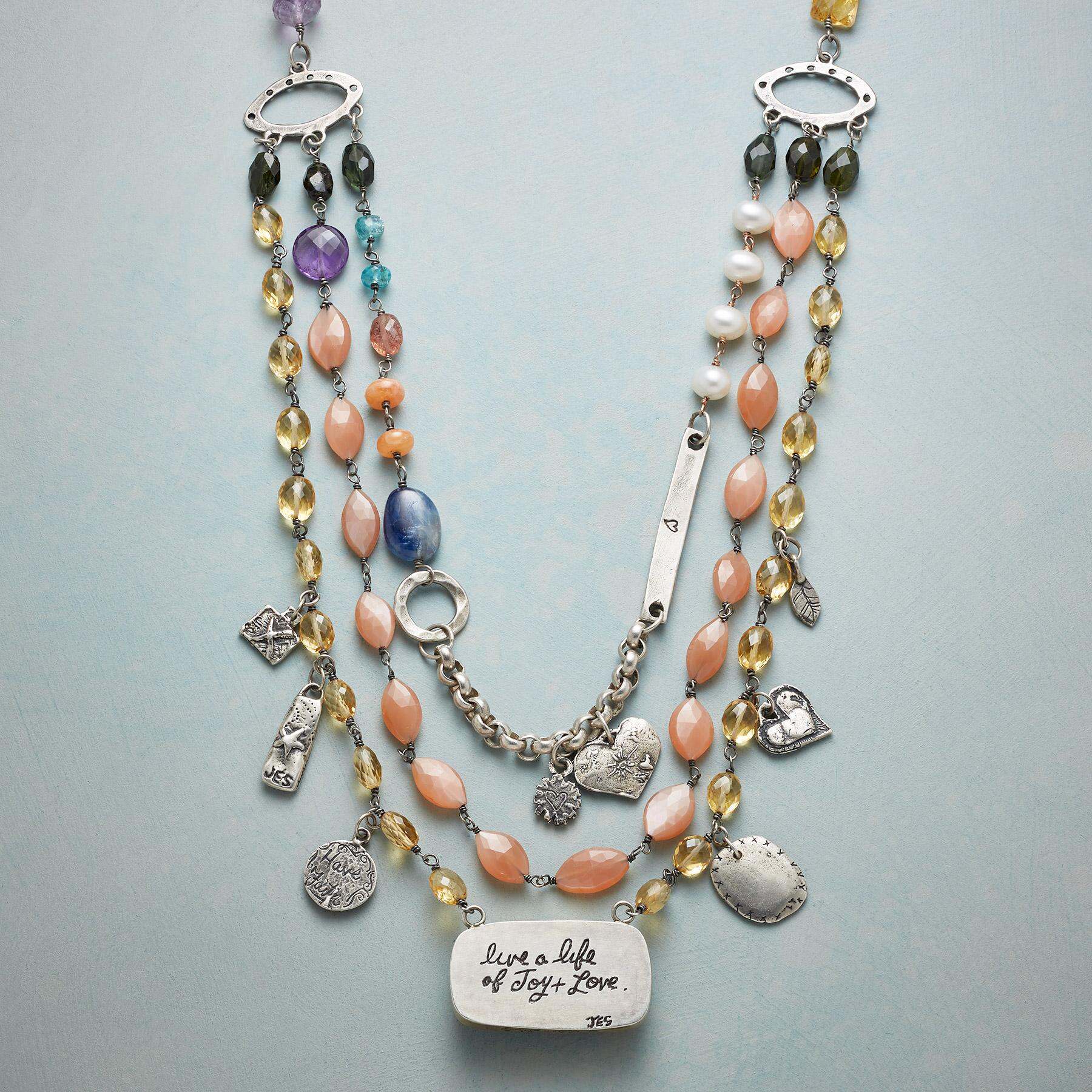 LIFE OF JOY NECKLACE: View 3